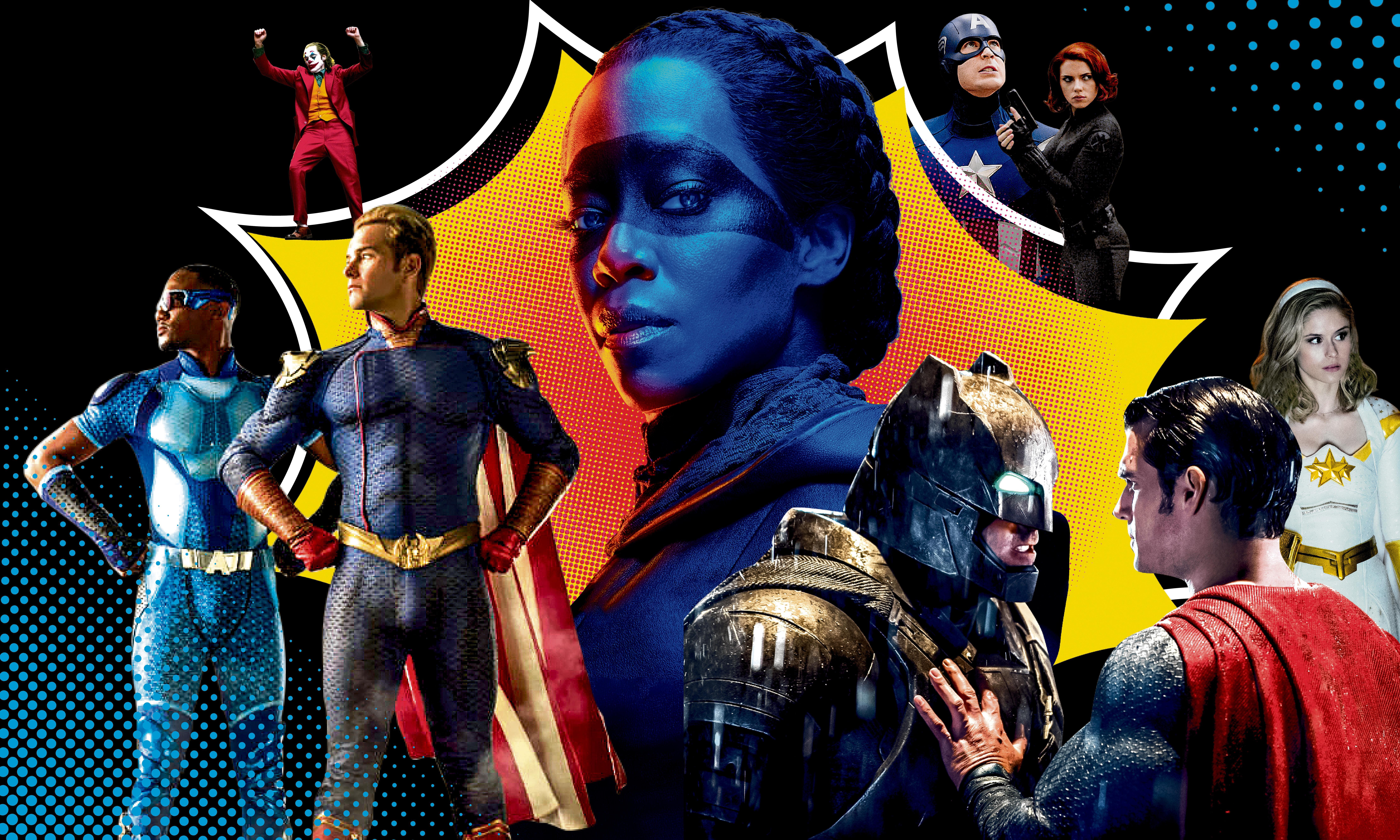 Auteurs assemble! What caused the superhero backlash?