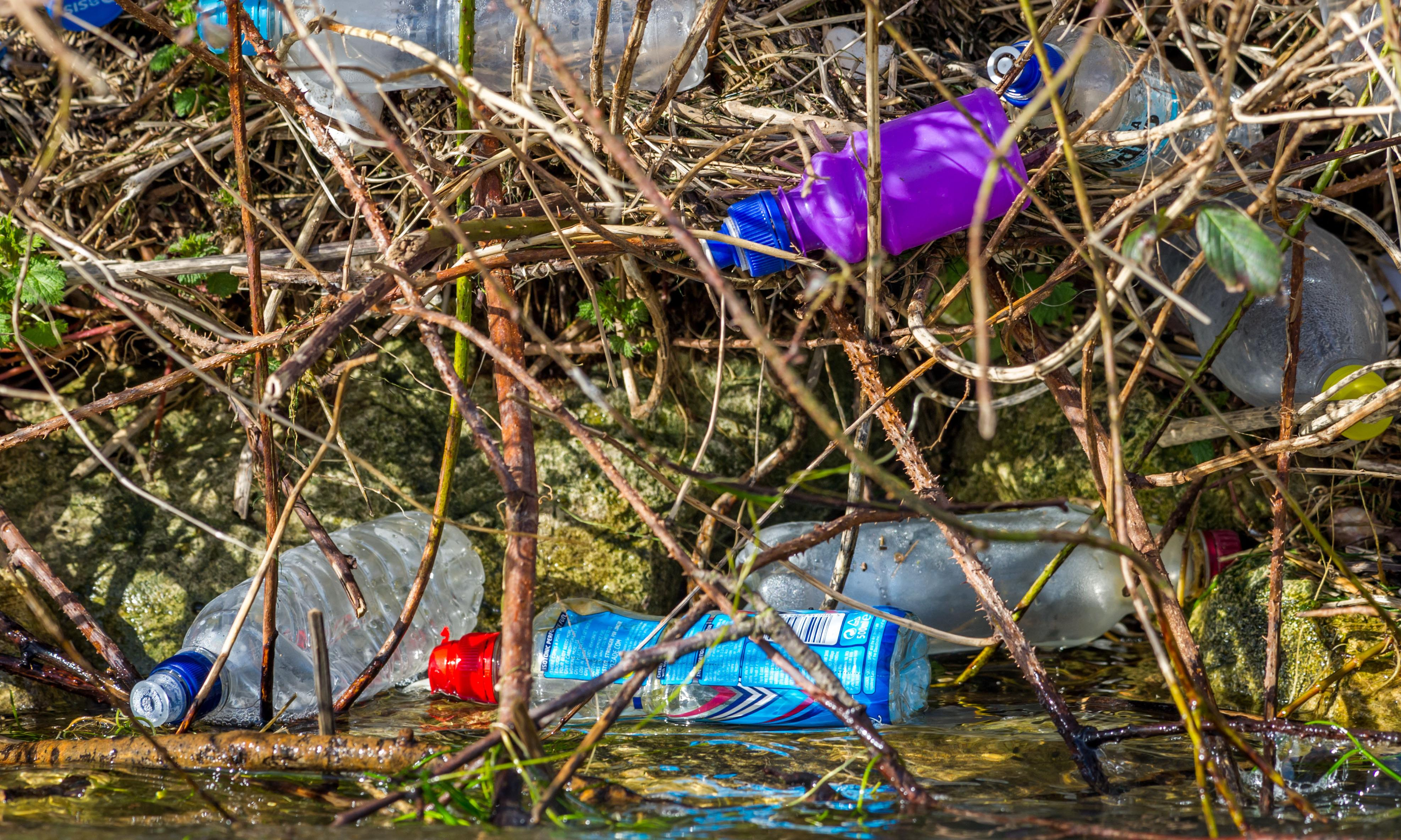 Deposit scheme could dramatically reduce plastic waste – report