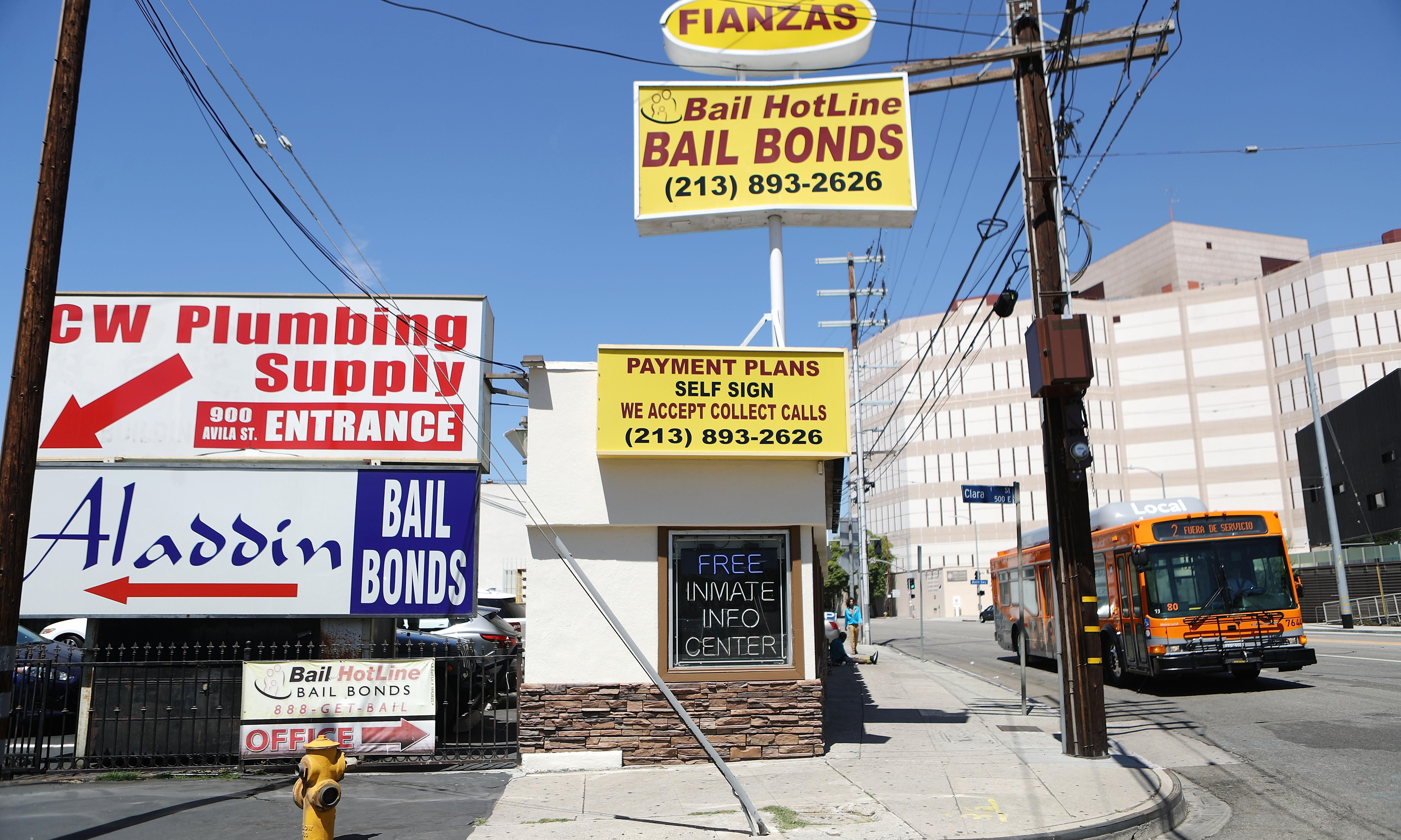 Buying your way out of jail is wrong. It's time to end America's bail system