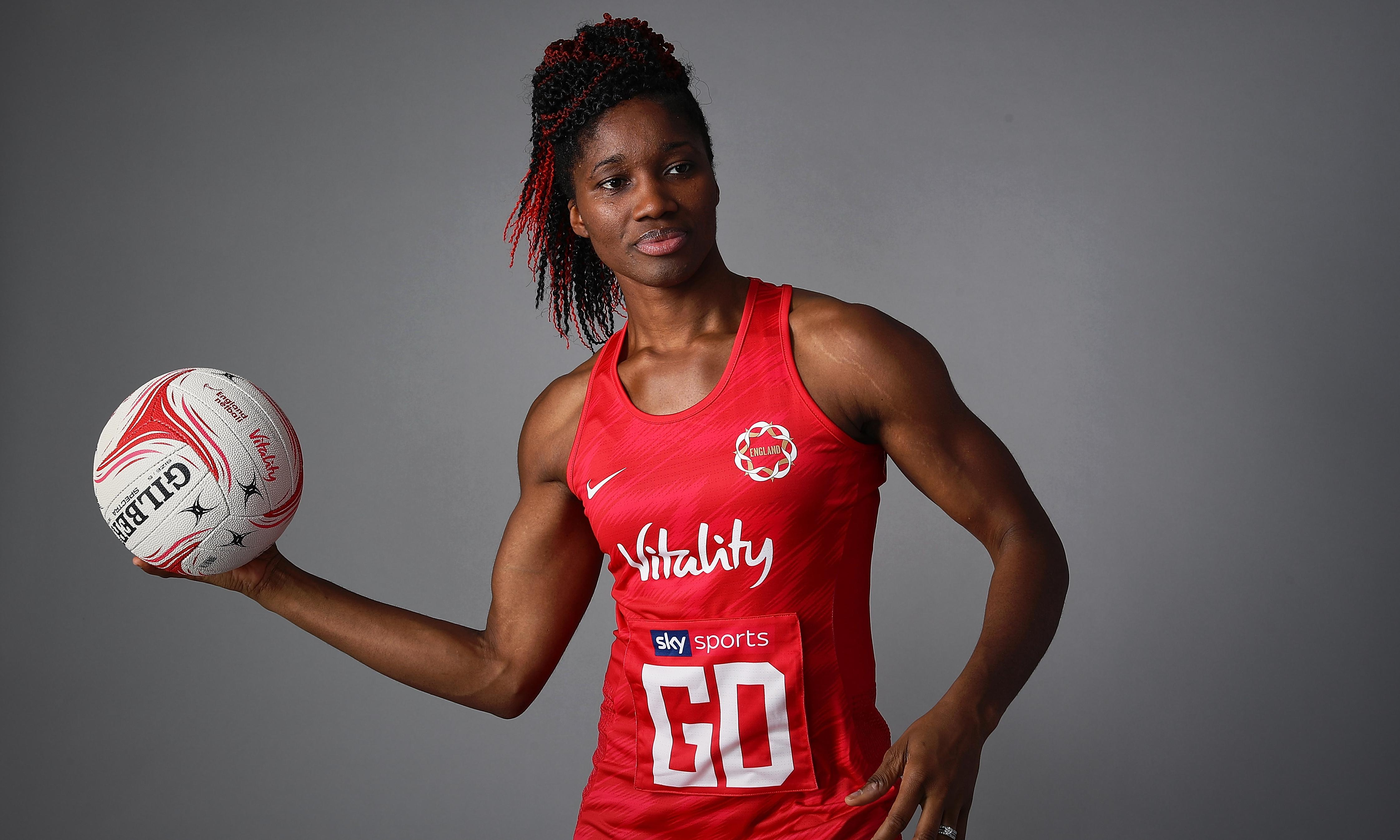 'I did think I had time': England netball captain Agbeze upset by World Cup axe
