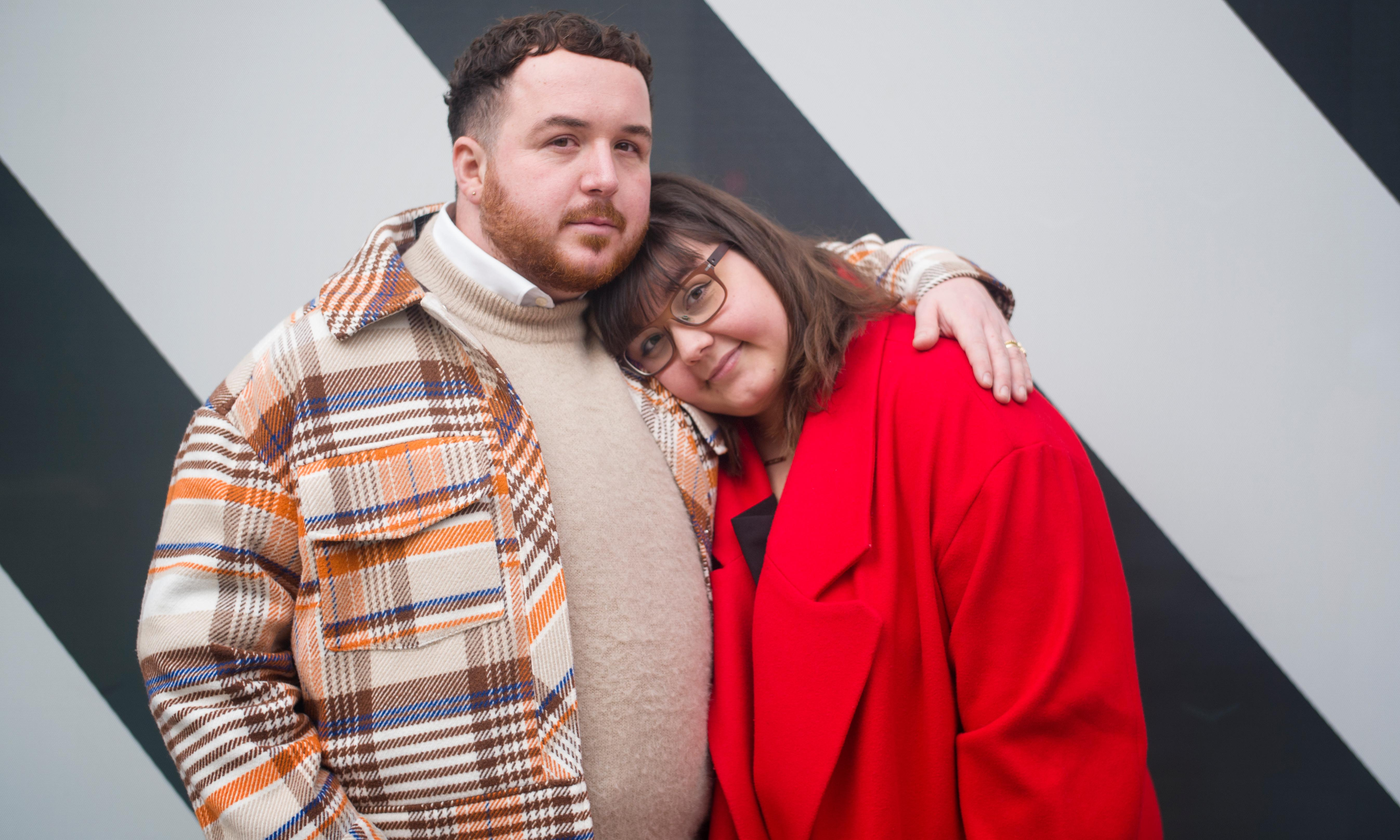Sofie Hagen and Scottee: 'Fat should be something you flaunt'