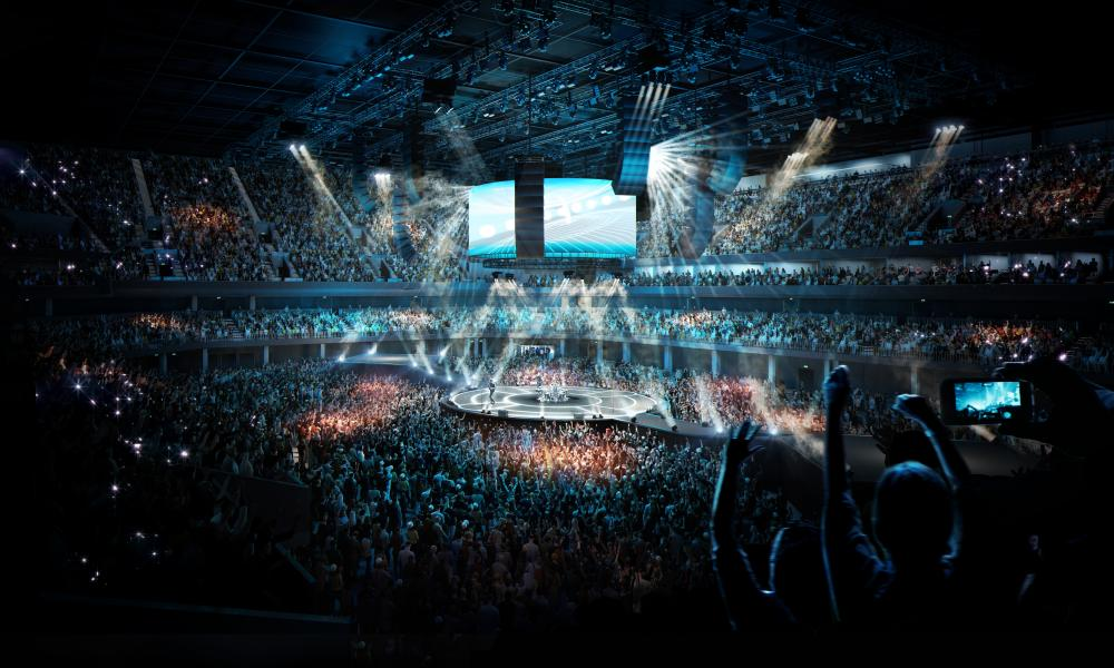 Venue to be built in Manchester will be UK's biggest indoor arena