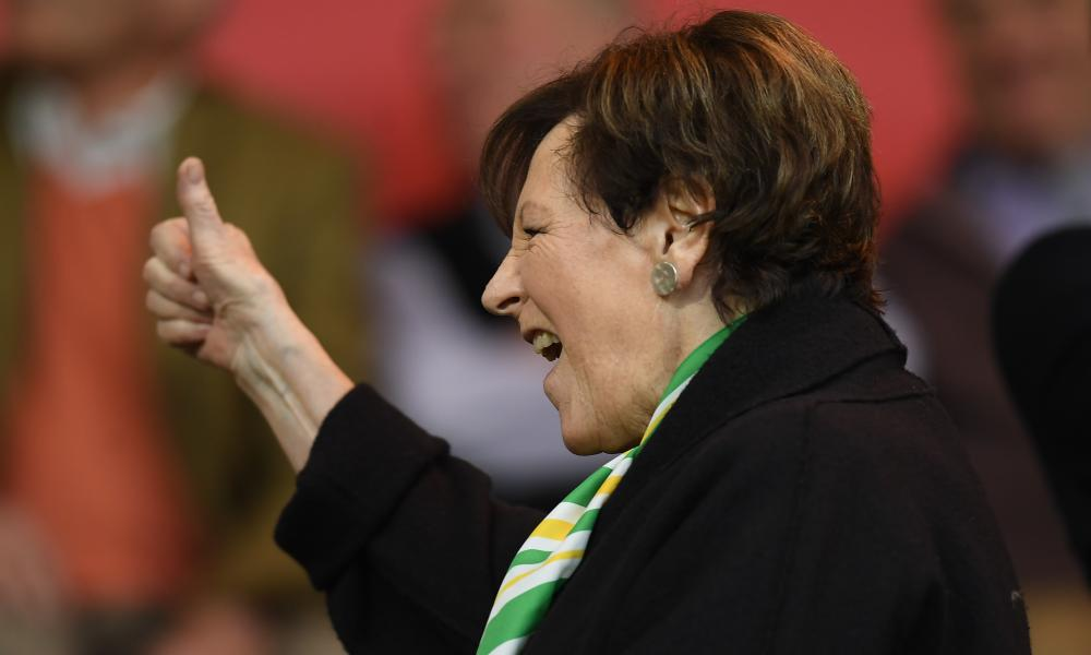 Delia Smith is up for this one.