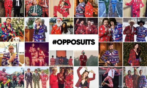 The full Opposuits range