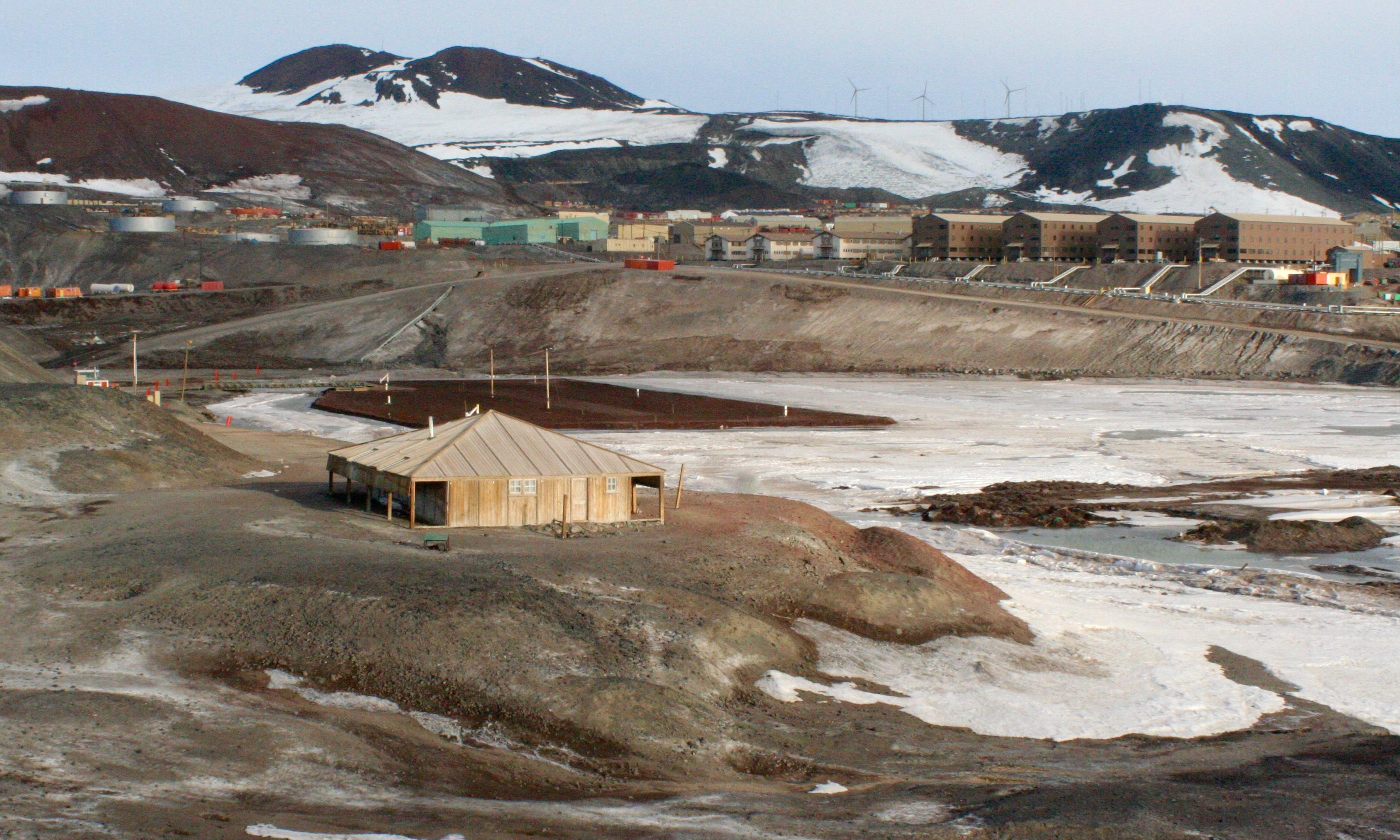 Antarctica deaths: no foul play suspected in deaths at McMurdo station