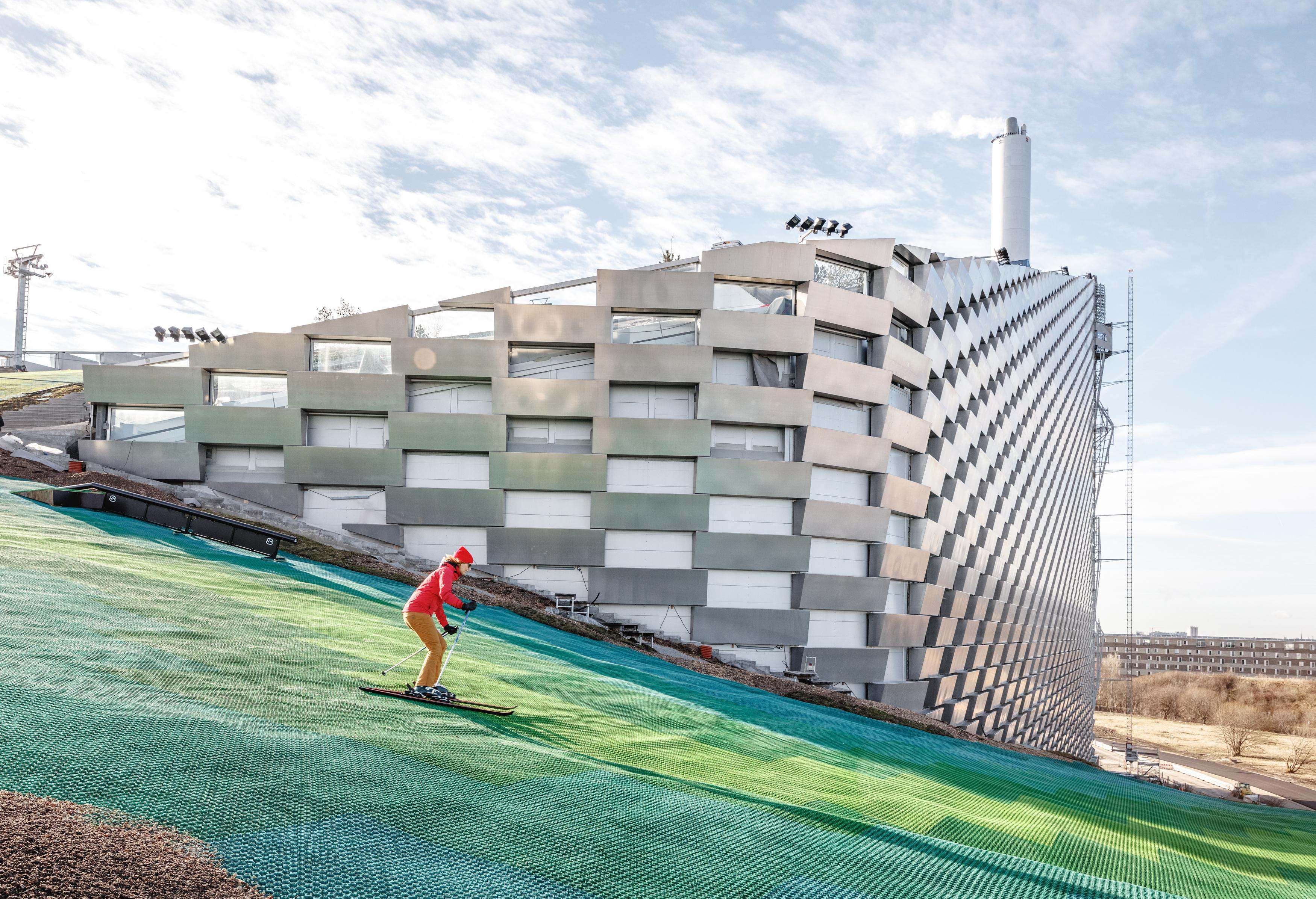 Amager Resource Centre review – green energy goes off-piste