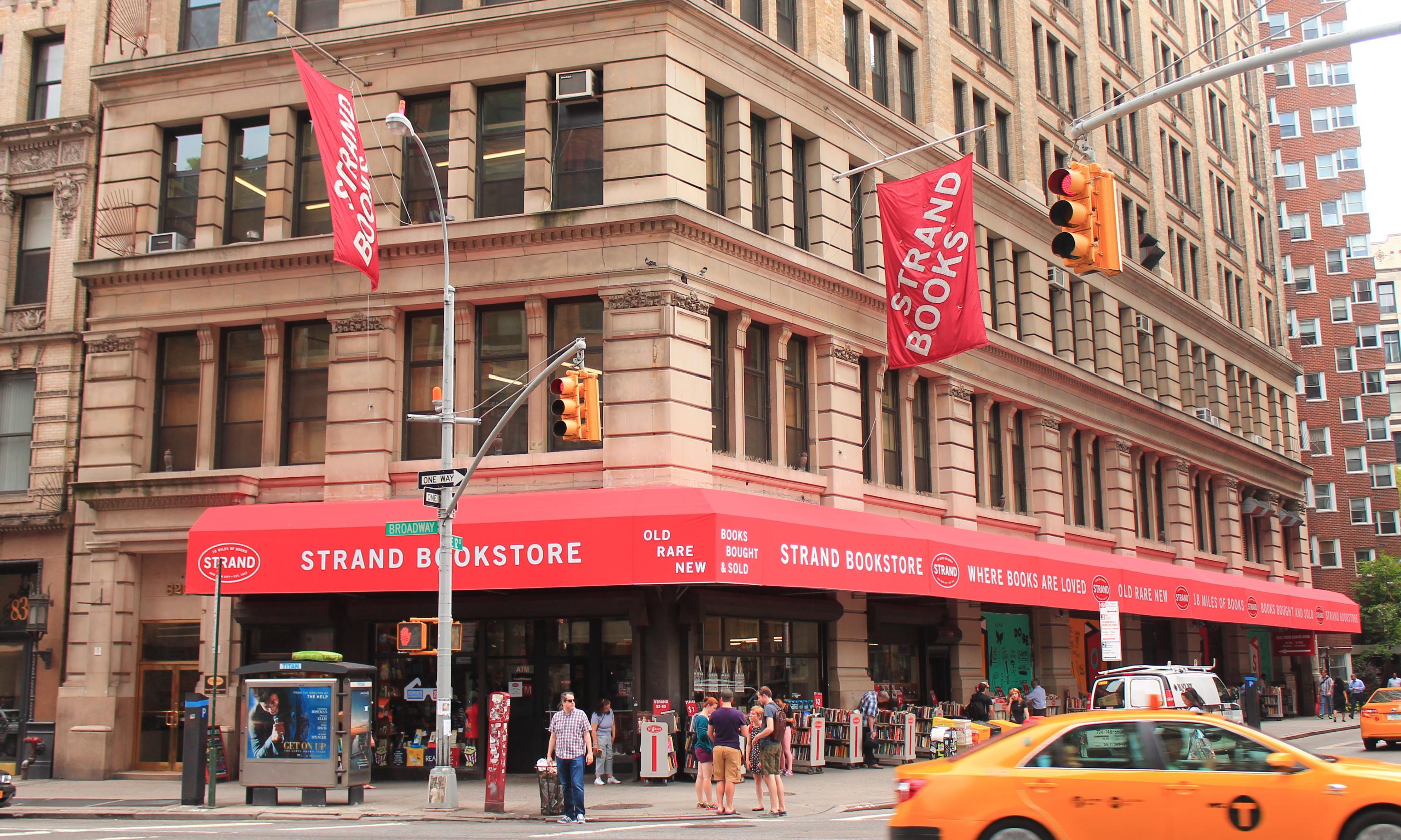 New York's Strand bookstore fights back over landmark status