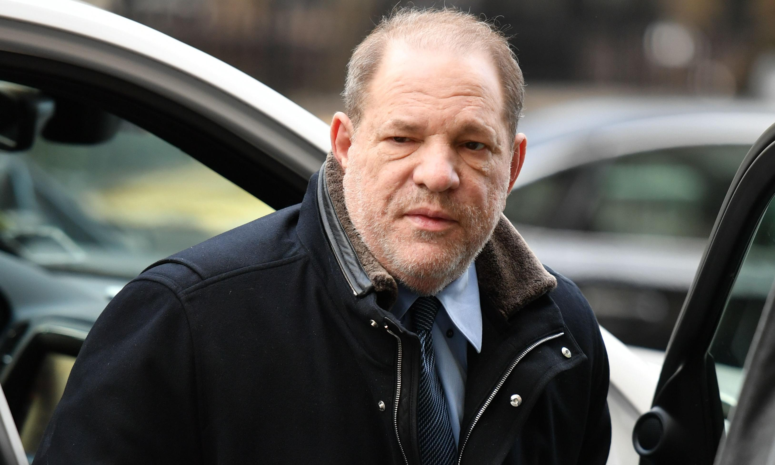 Weinstein trial: witness says mogul screamed at her for refusing threesome