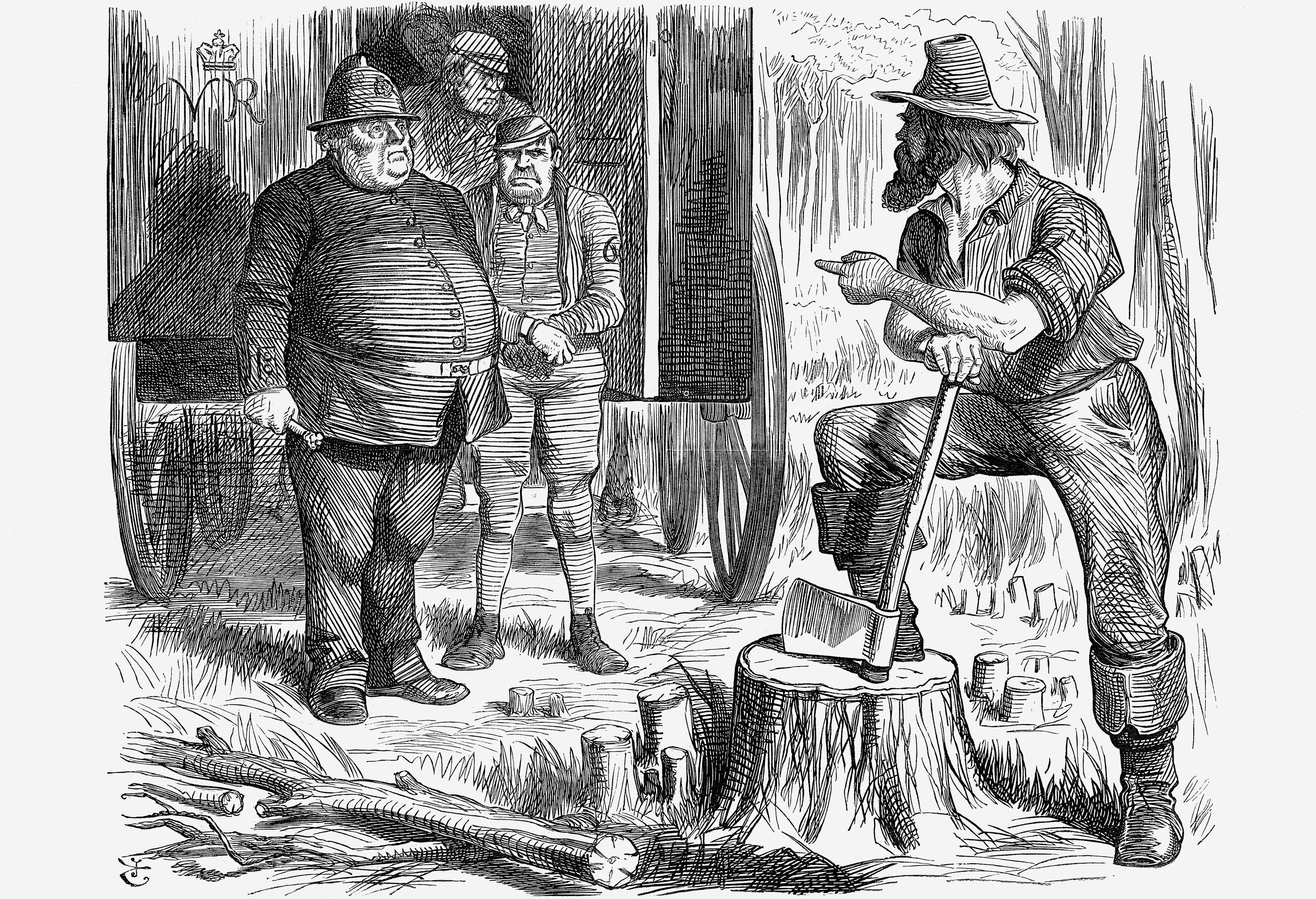 'Is that bum trap missing a flesh-bag?': a guide to Australia's convict slang