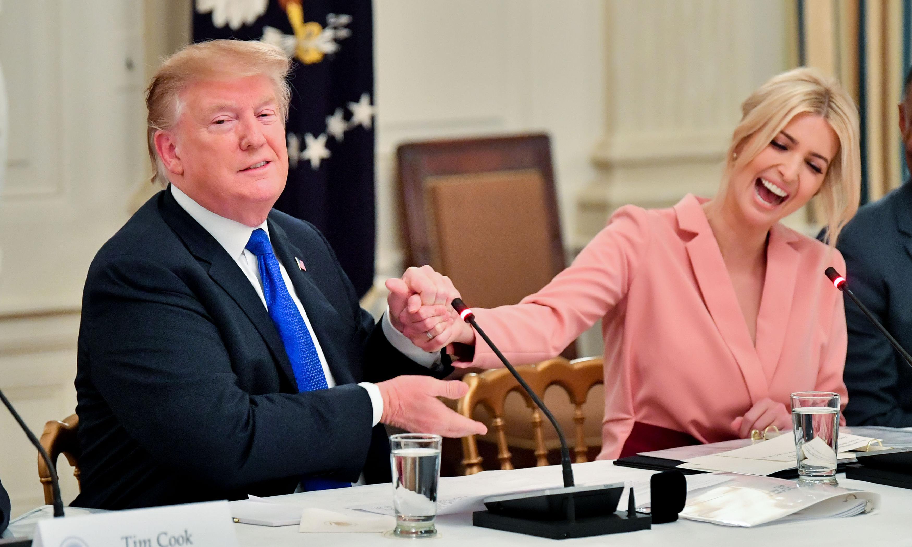 Ivanka Trump's 2020 tweet violated Hatch Act, watchdog says