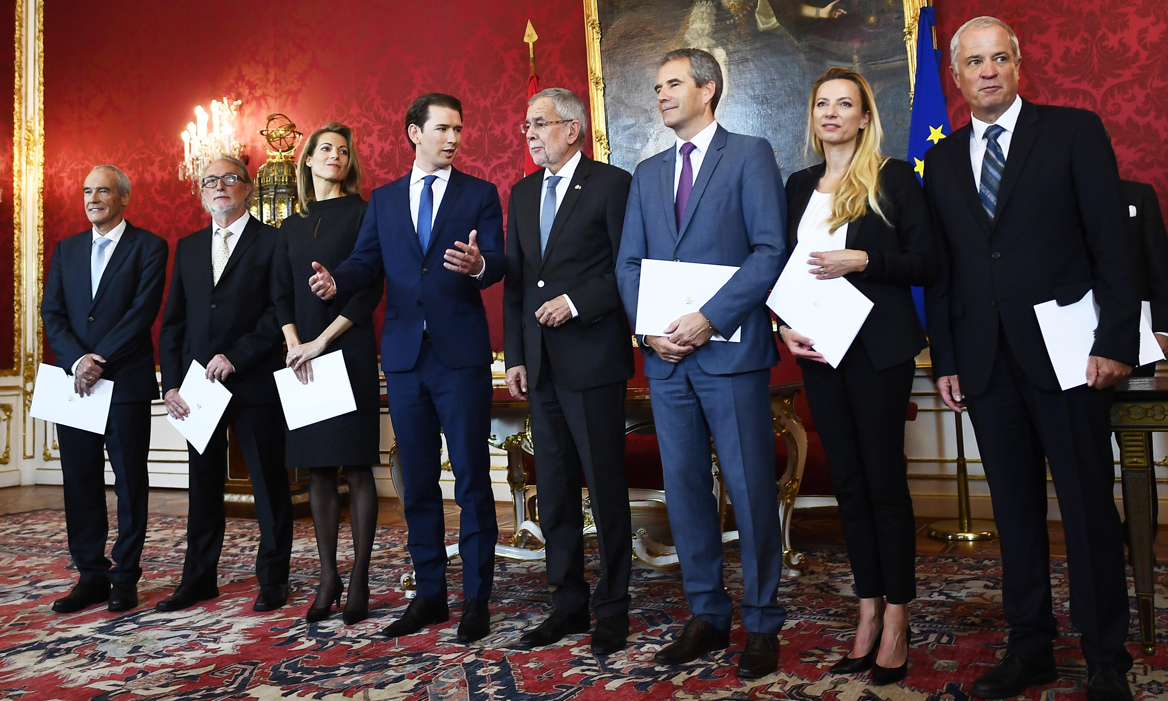 Austria's crisis is a lesson for Europe: far-right parties are unfit to govern