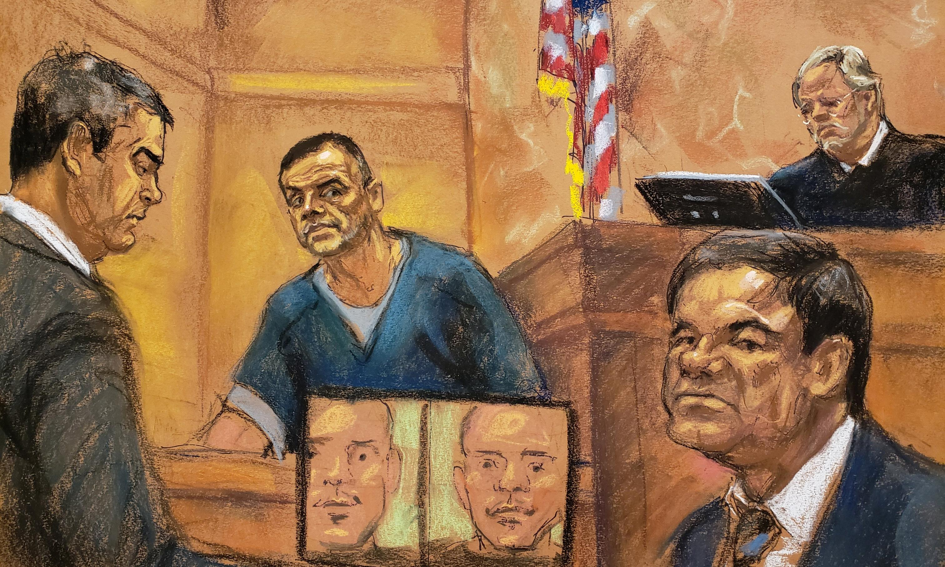 Behind the El Chapo trial: what's been left unsaid in a New York courtroom