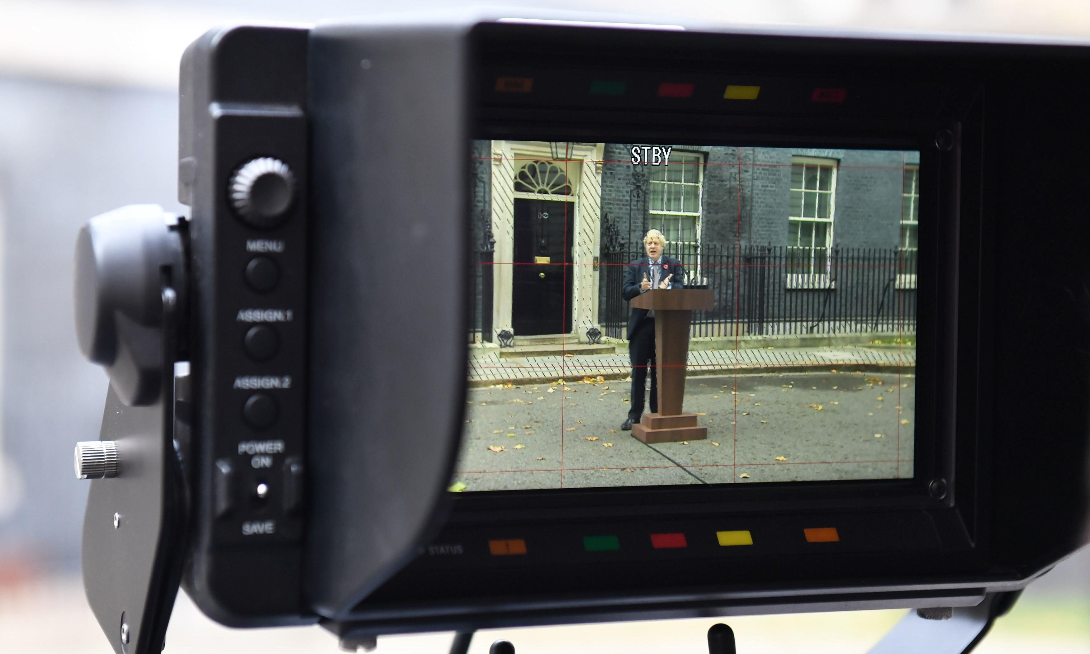 'I find it so depressing': readers on UK election news