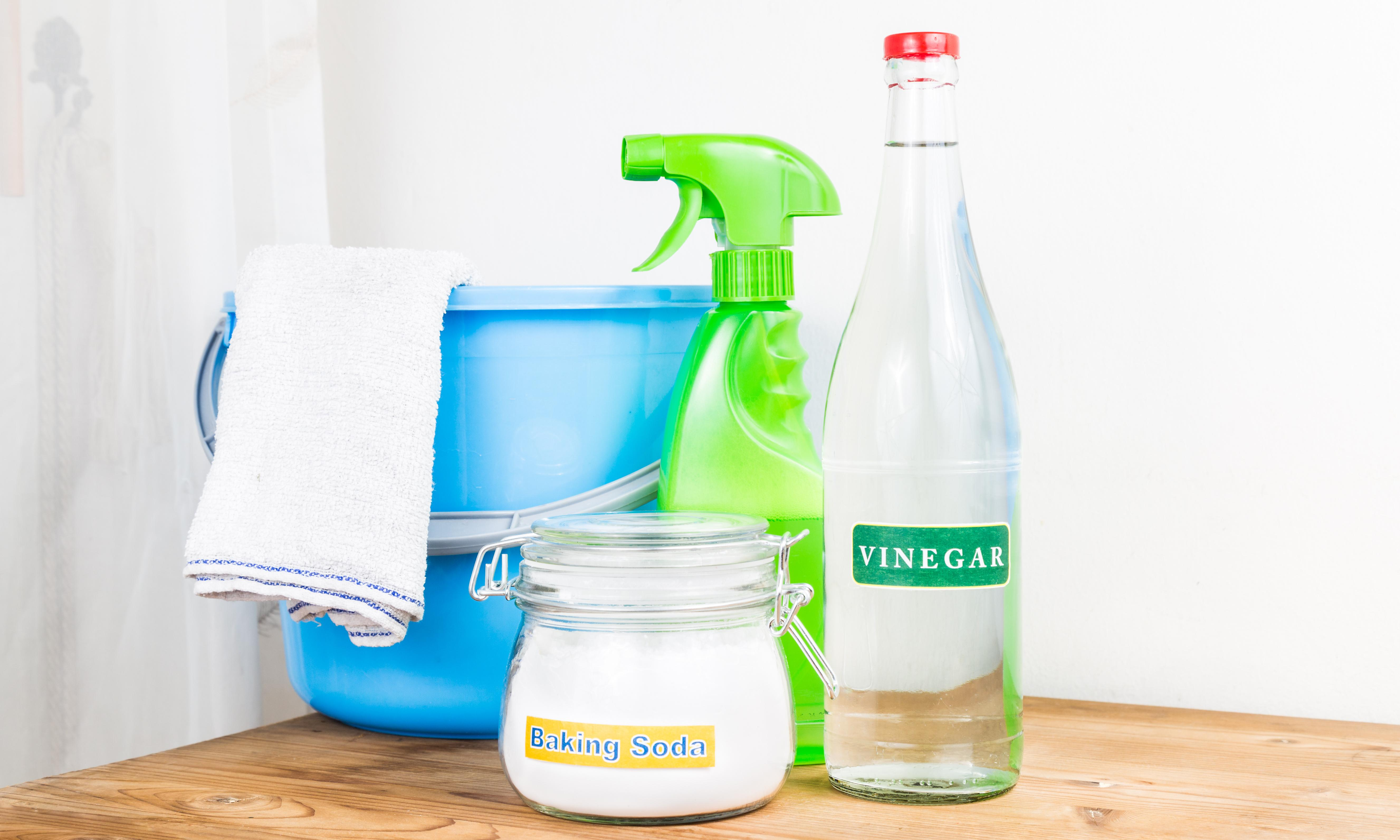 Five ways to clean your home naturally