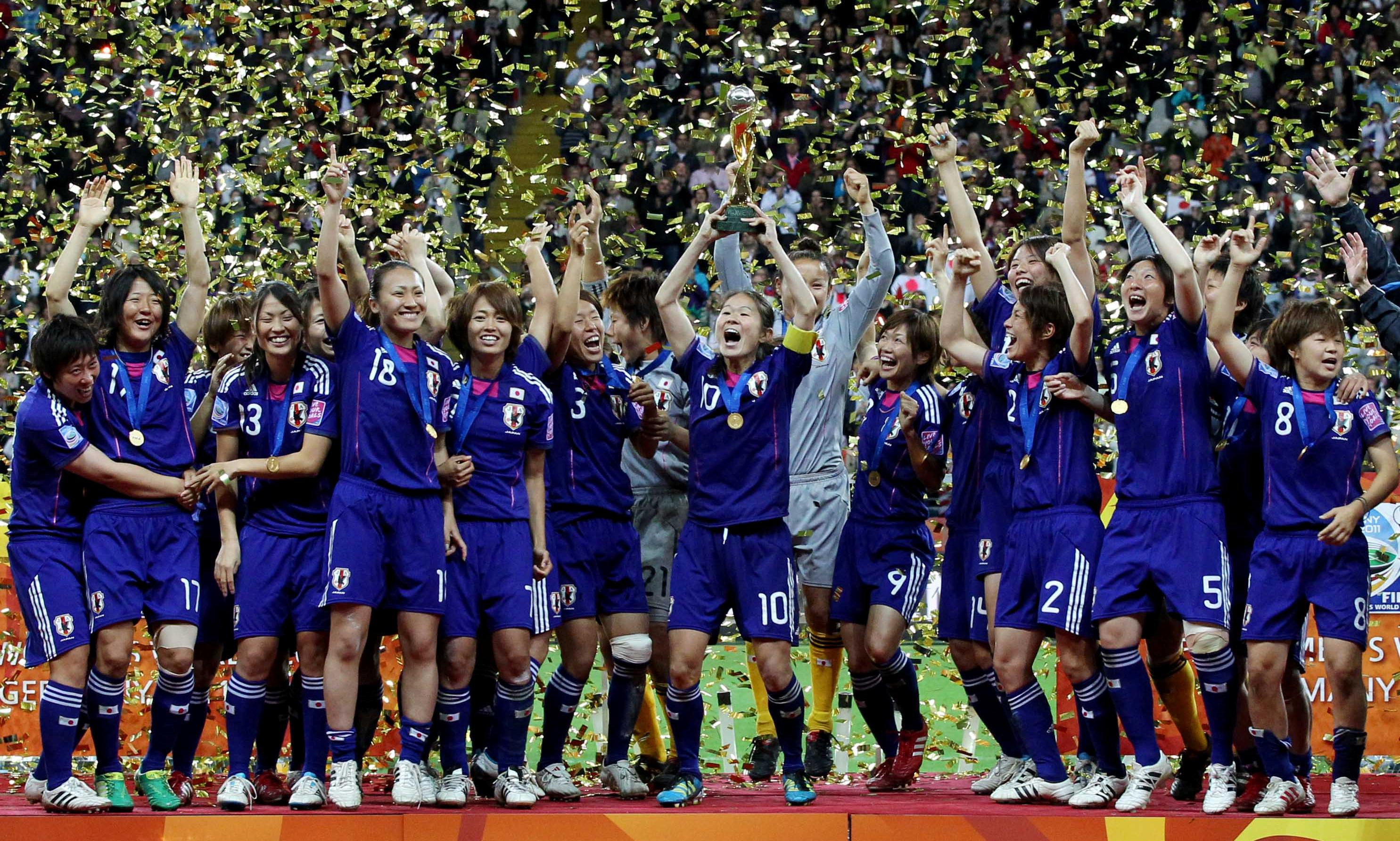Women's World Cup game-changing moments No 5: Japan in 2011