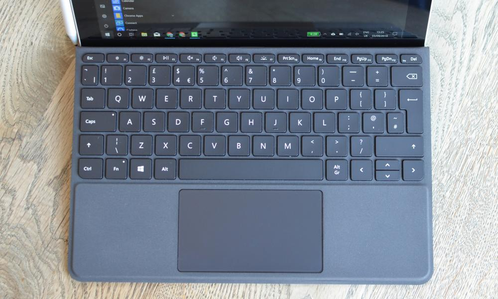 Microsoft Surface review Go