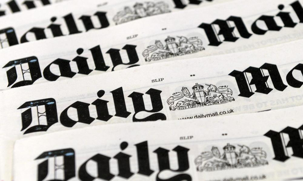 Gally Mail: Paperchase Apologises For Daily Mail Promotion After