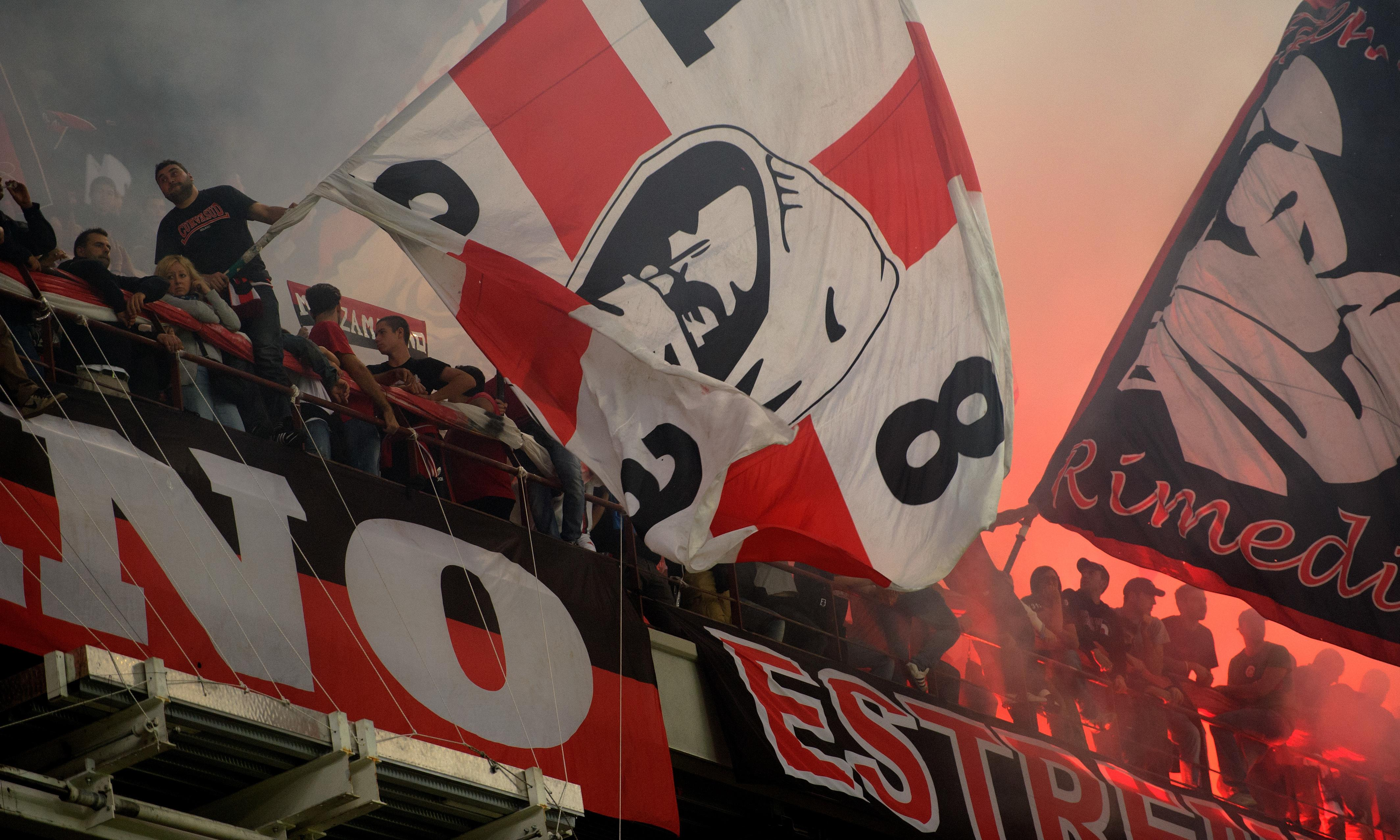 At home with Italy's ultras: 'It isn't about watching football, but watching each other'