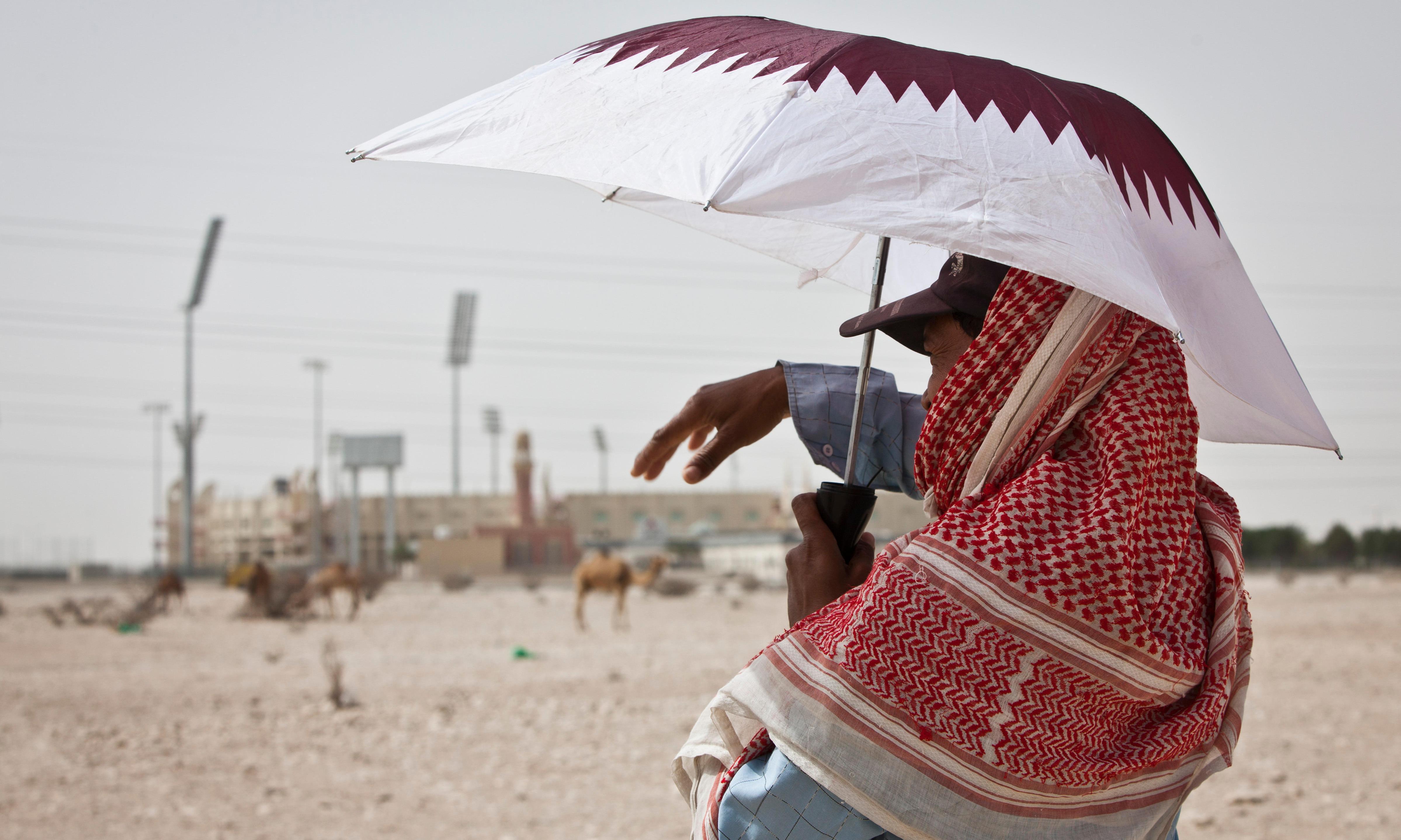 Qatar to abolish 'kafala' labour system next January ahead of 2022 World Cup