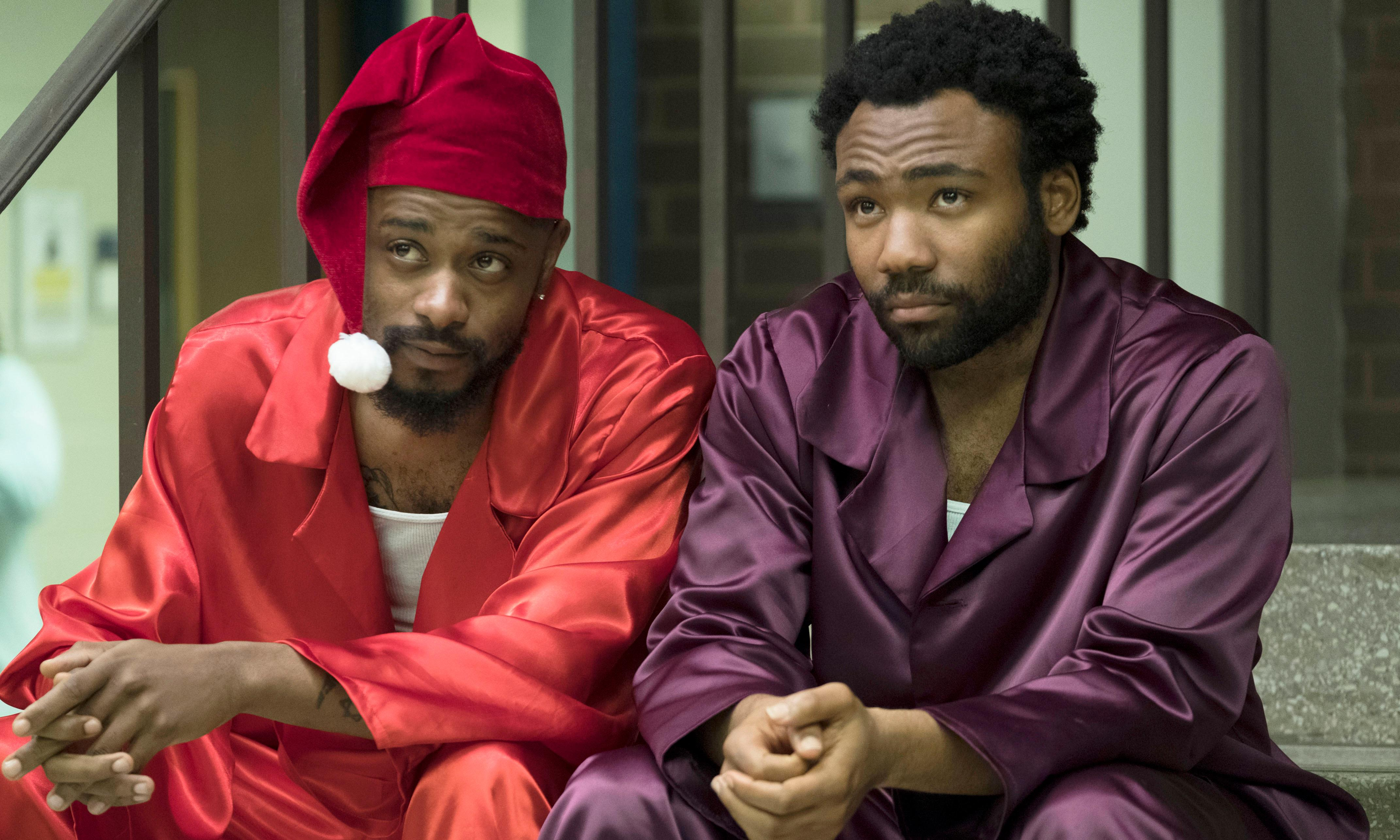 TV tonight: an audacious triple bill to end Atlanta – Robbin' Season