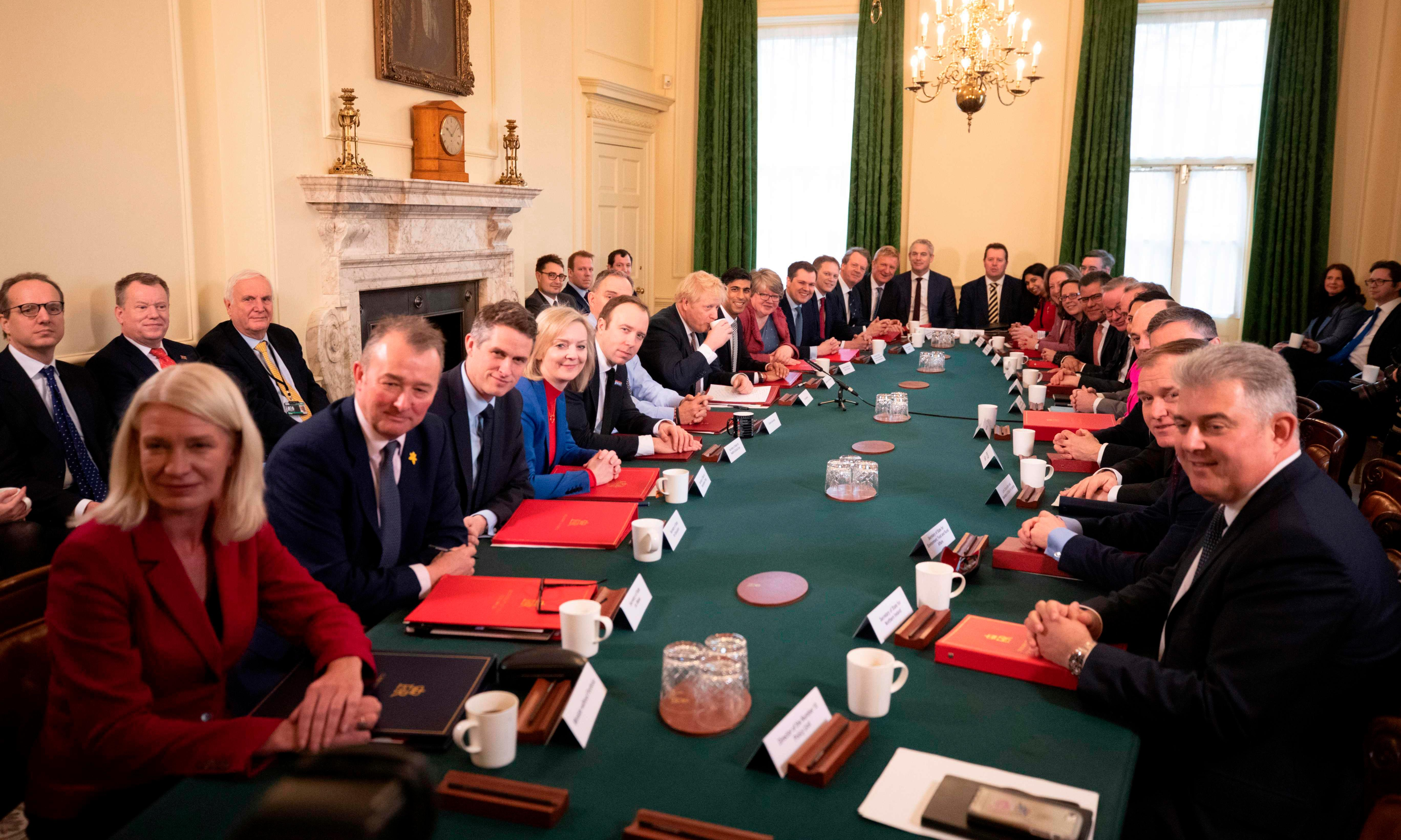 Boris Johnson's reshuffle was all about centralising power