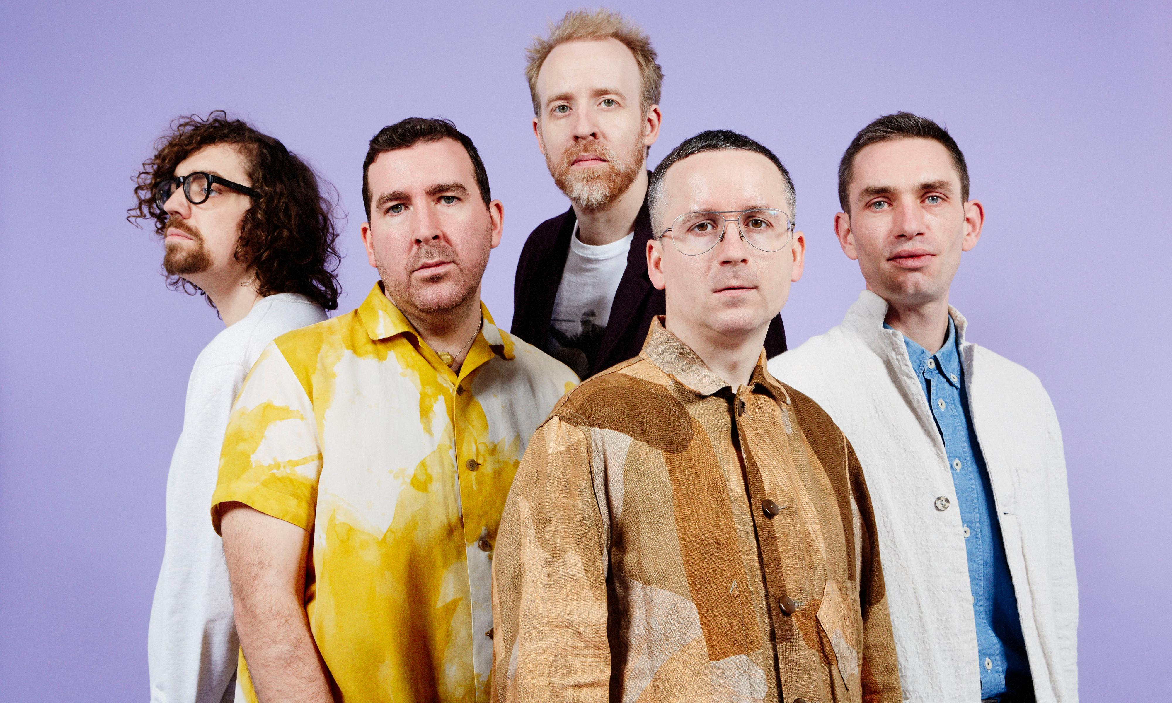 Hot Chip: A Bath Full of Ecstasy review – seventh heaven