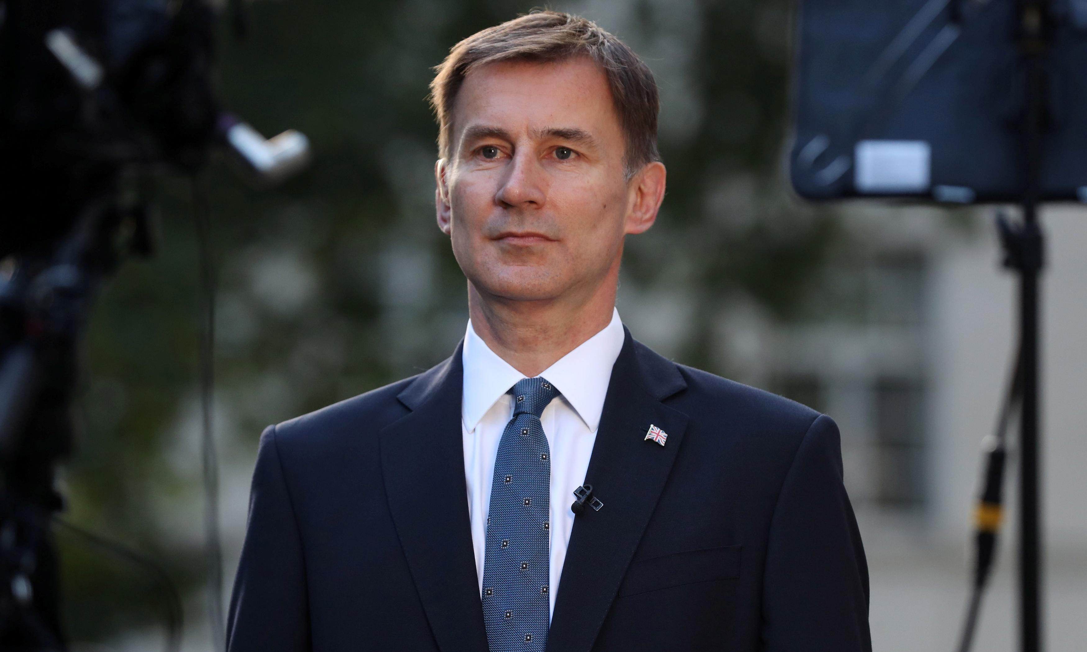 Poor Jeremy Hunt. The perfect Tory for a party that no longer exists