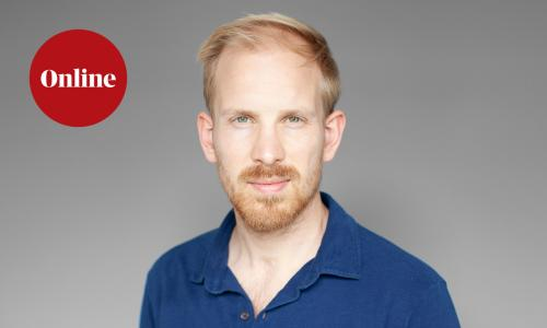 Rutger Bregman will be in conversation with Owen Jones on Tuesday 19 May