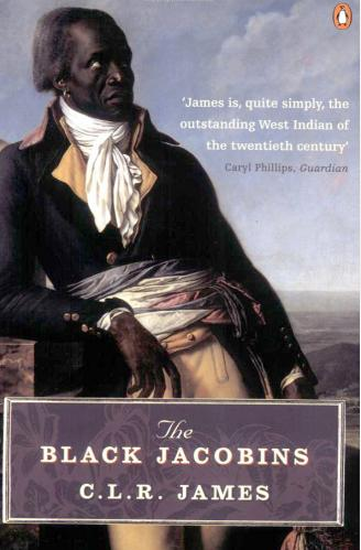 Black Jacobins book cover
