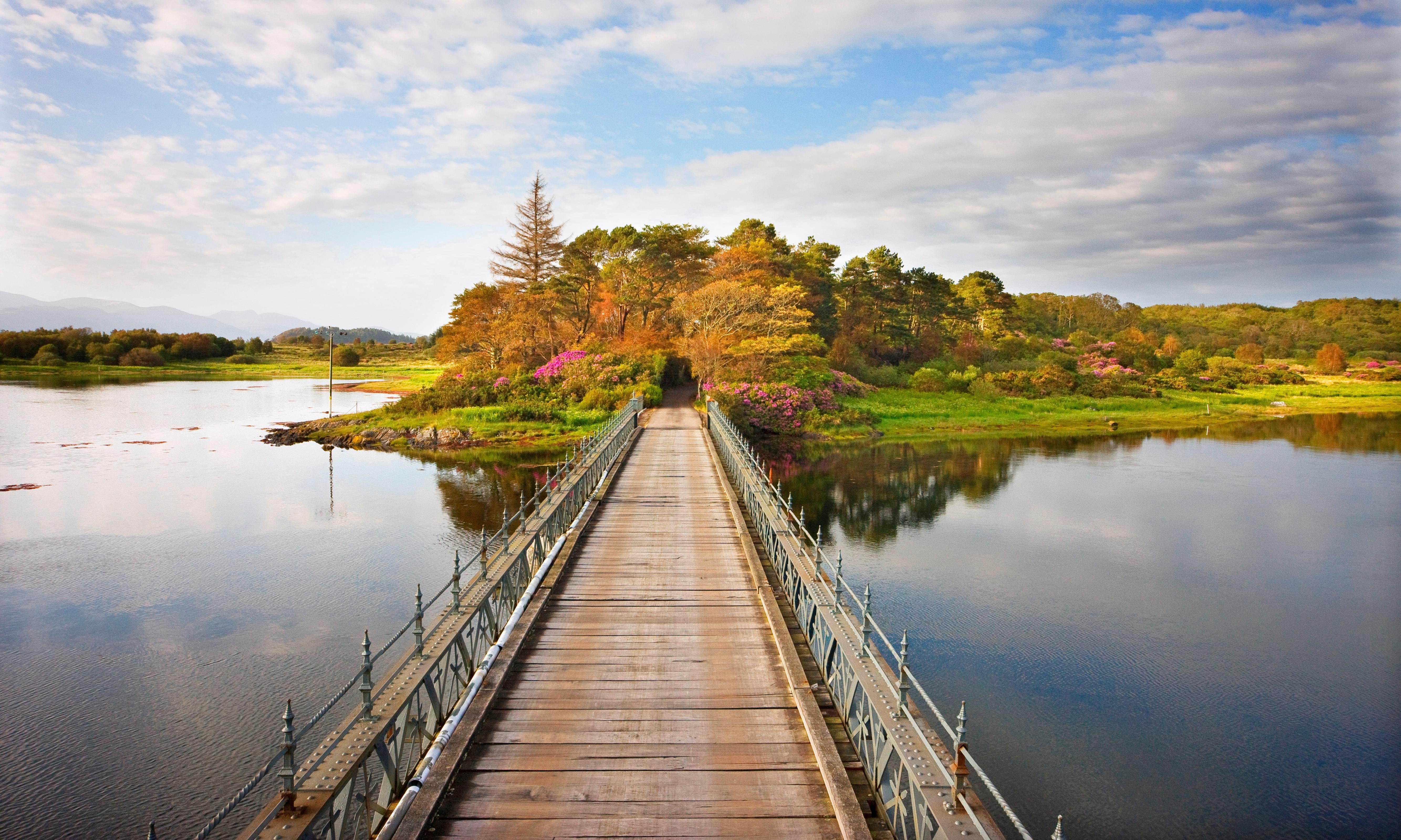 Blissful isolation in the Highlands: Isle of Eriska Hotel review