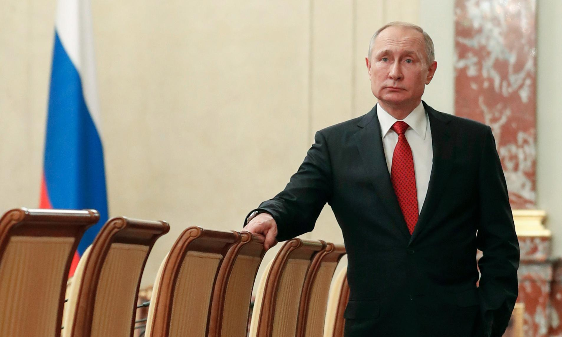 Vladimir Putin's naked power grab could have unexpected benefits