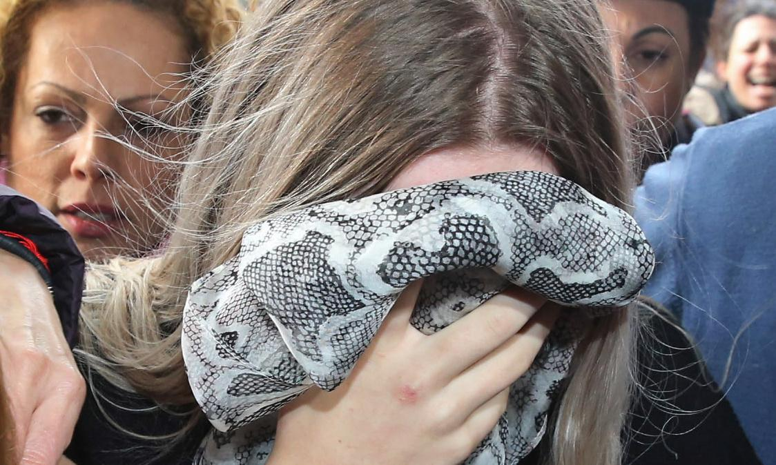Teenager in Cyprus rape case 'drugged and suffered nightmares' in prison
