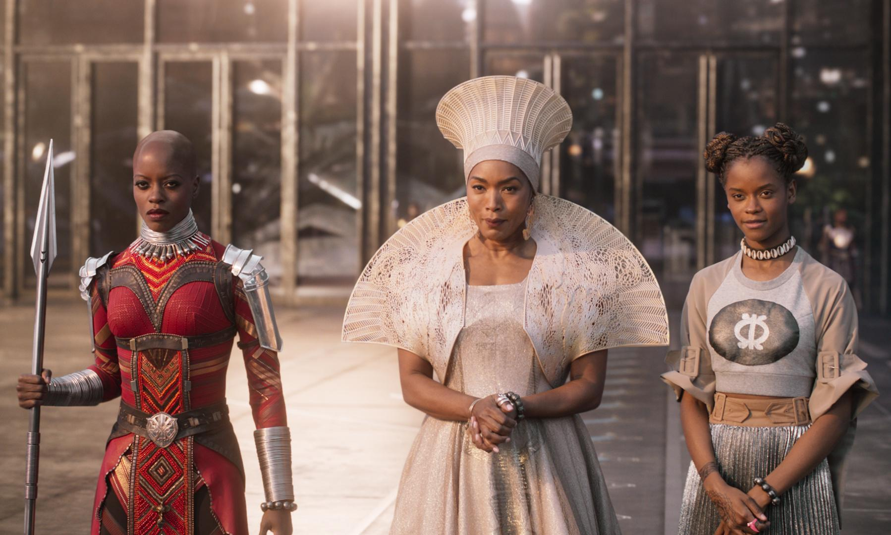 Black Panther deserves an Oscar – but is it a feminist film? No way