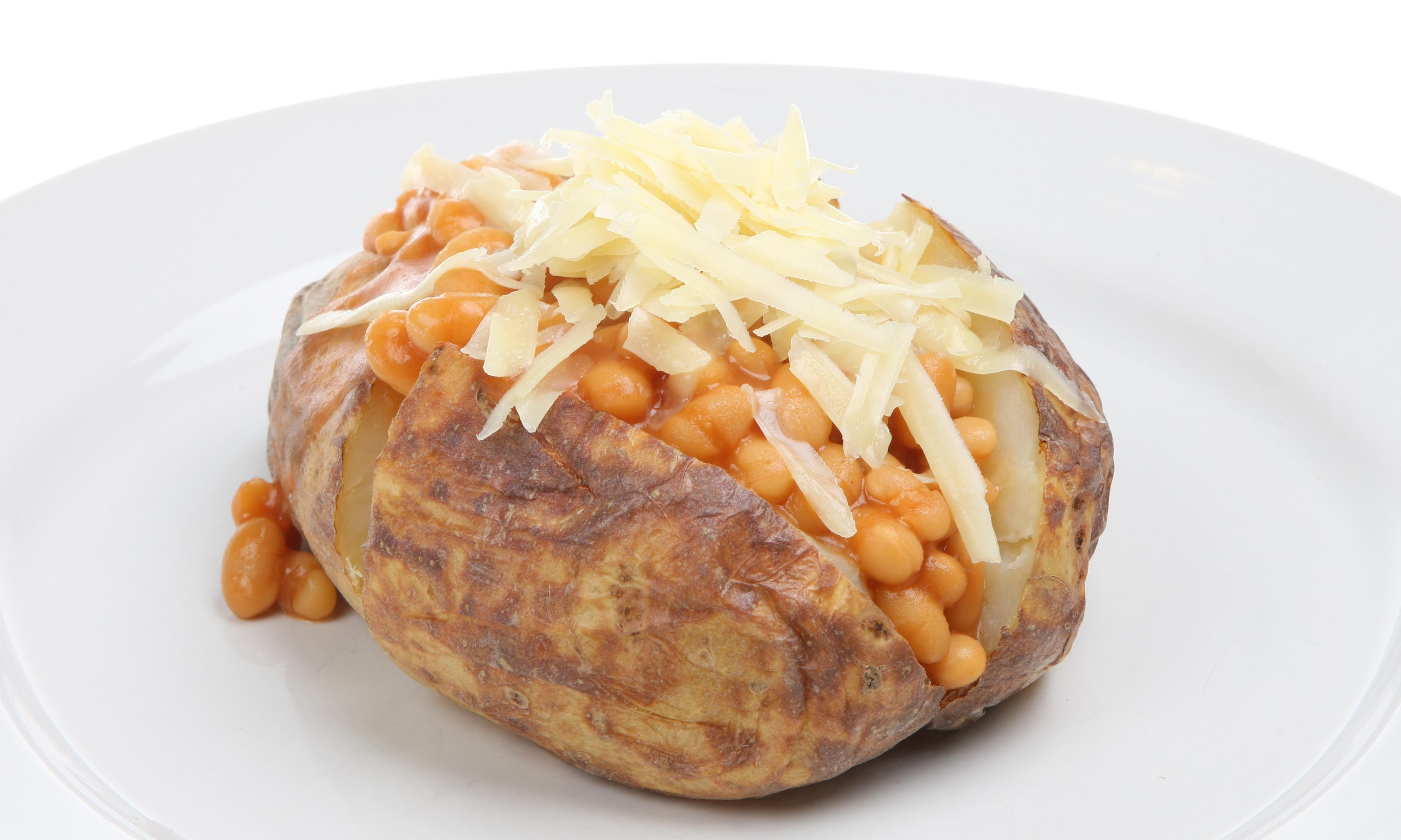 Spuds we like: 16 ways to enjoy baked potatoes at home – from seaweed to baked bean hotpot