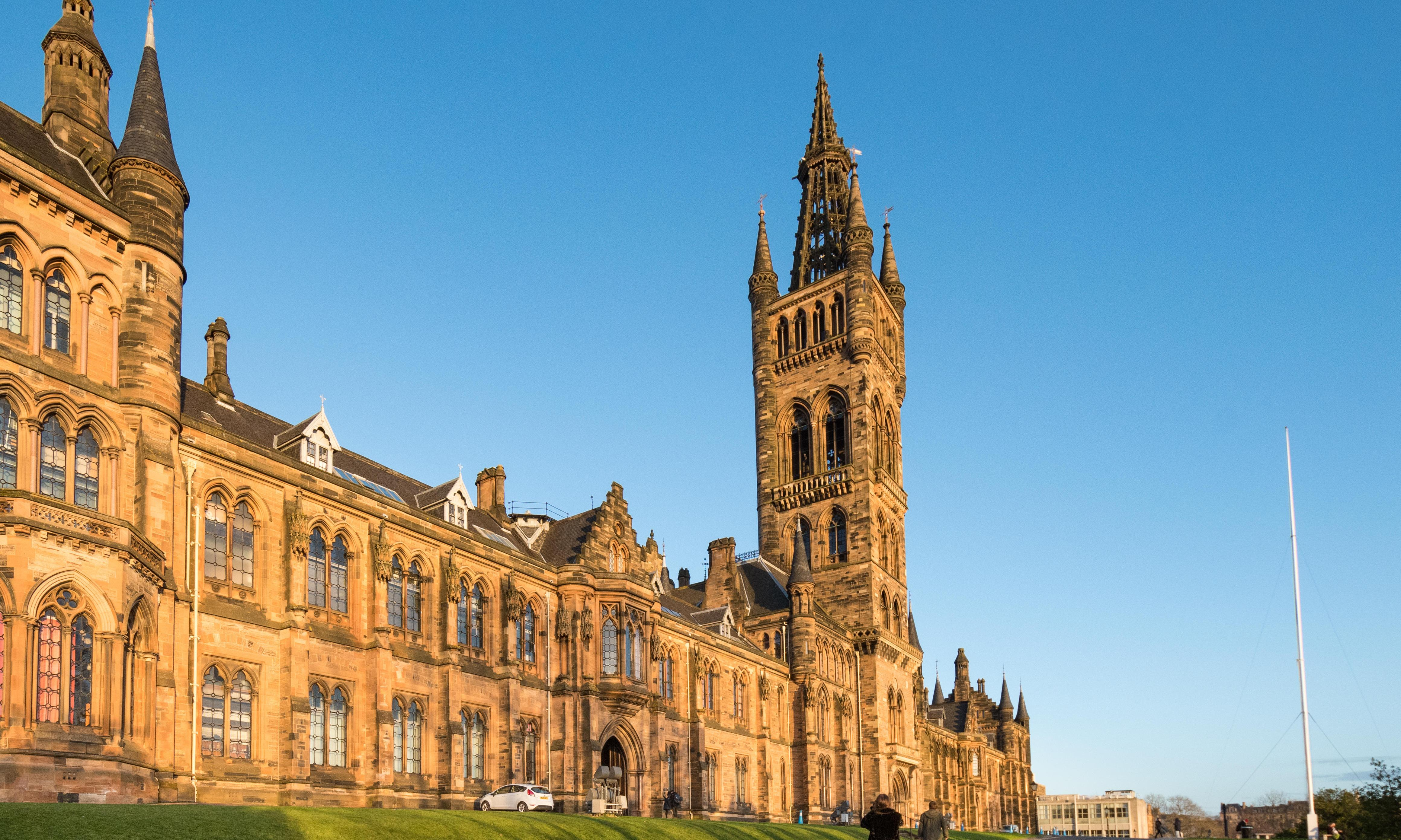 Glasgow University to pay £20m in slave trade reparations