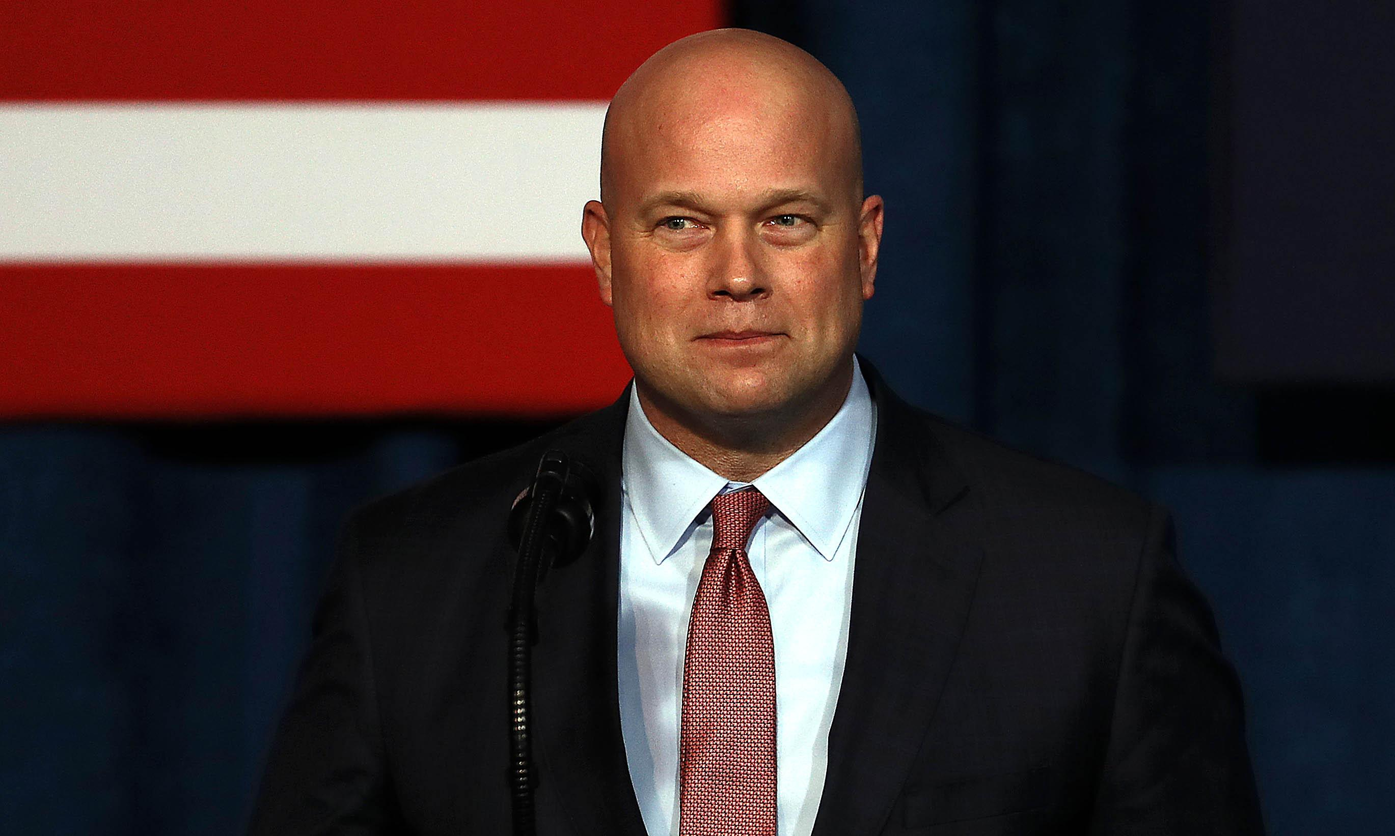 Iowa considers ethics complaint against Trump's acting attorney general