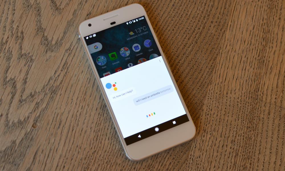 Google կարող է անկախ ղեկավարվել ակնարկ