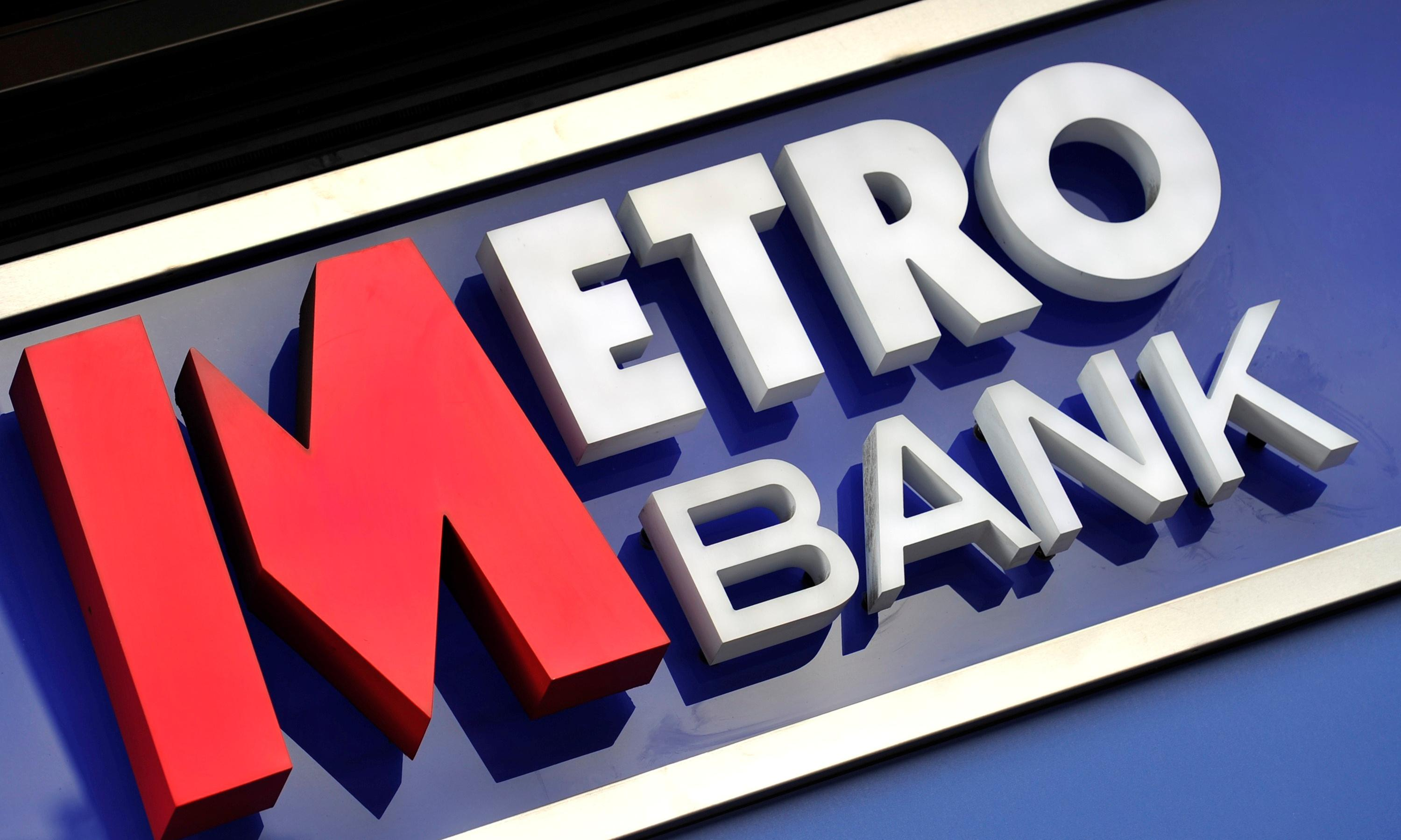 Metro Bank wins lion's share of RBS-funded competition scheme