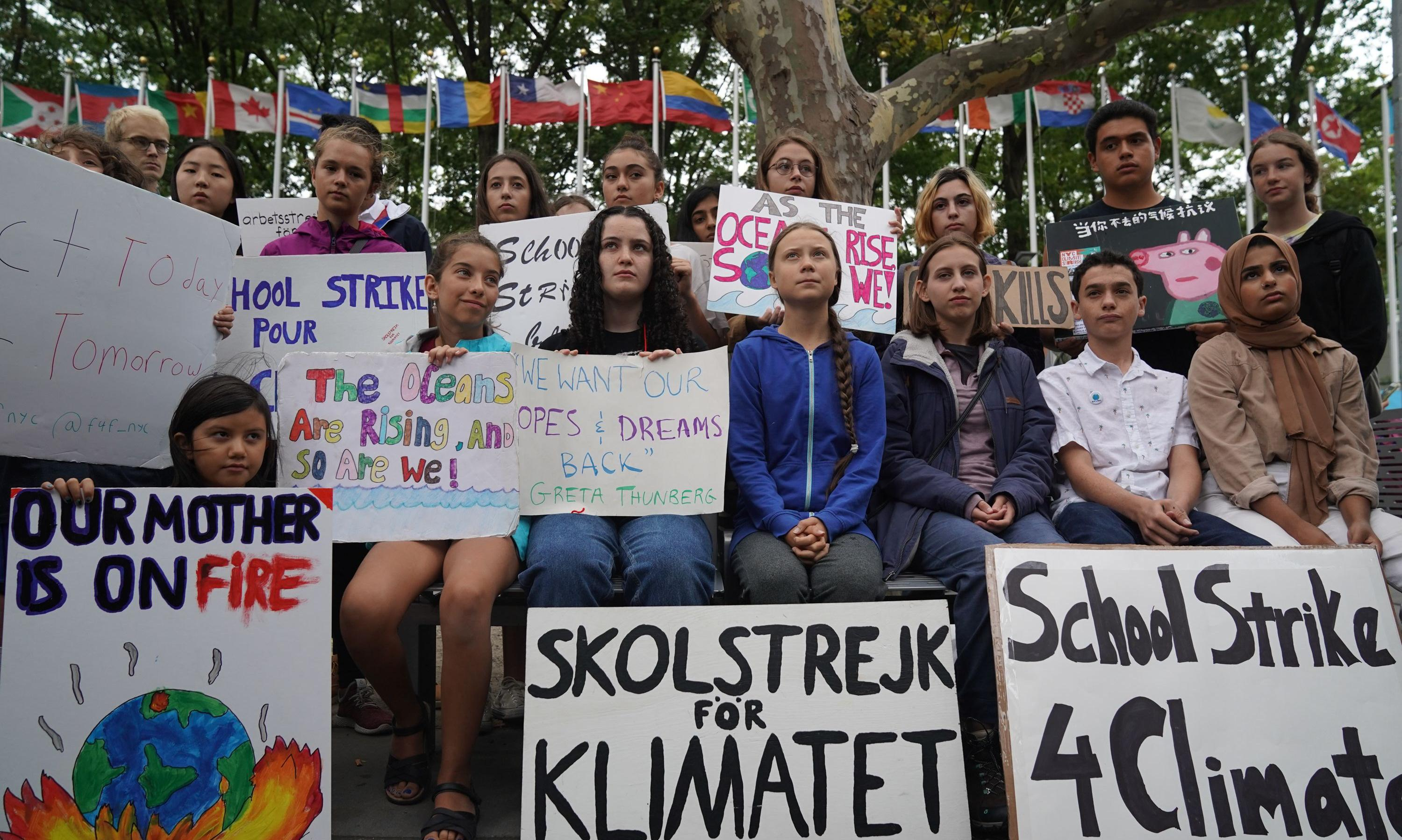 Why you should join the global climate strike this Friday