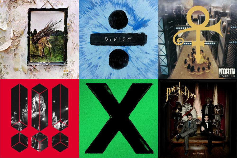 Ed Sheeran Prince And The Art Of The Unpronounceable Album