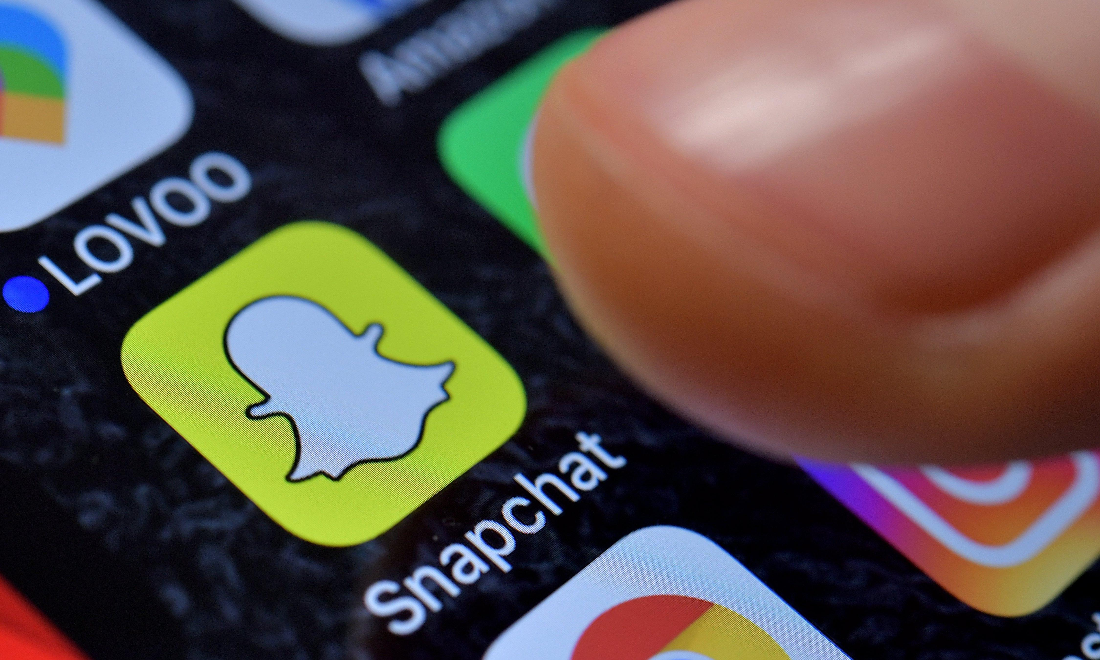 Facebook is being eclipsed by its youthful rival Snapchat