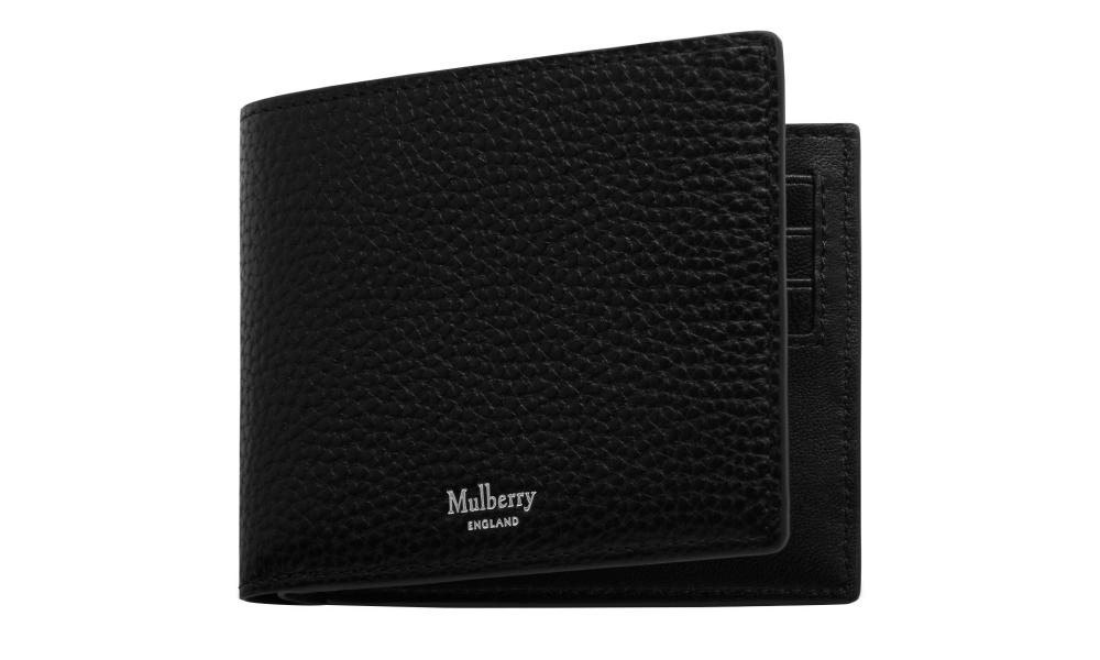 Mulberry wallet, £195