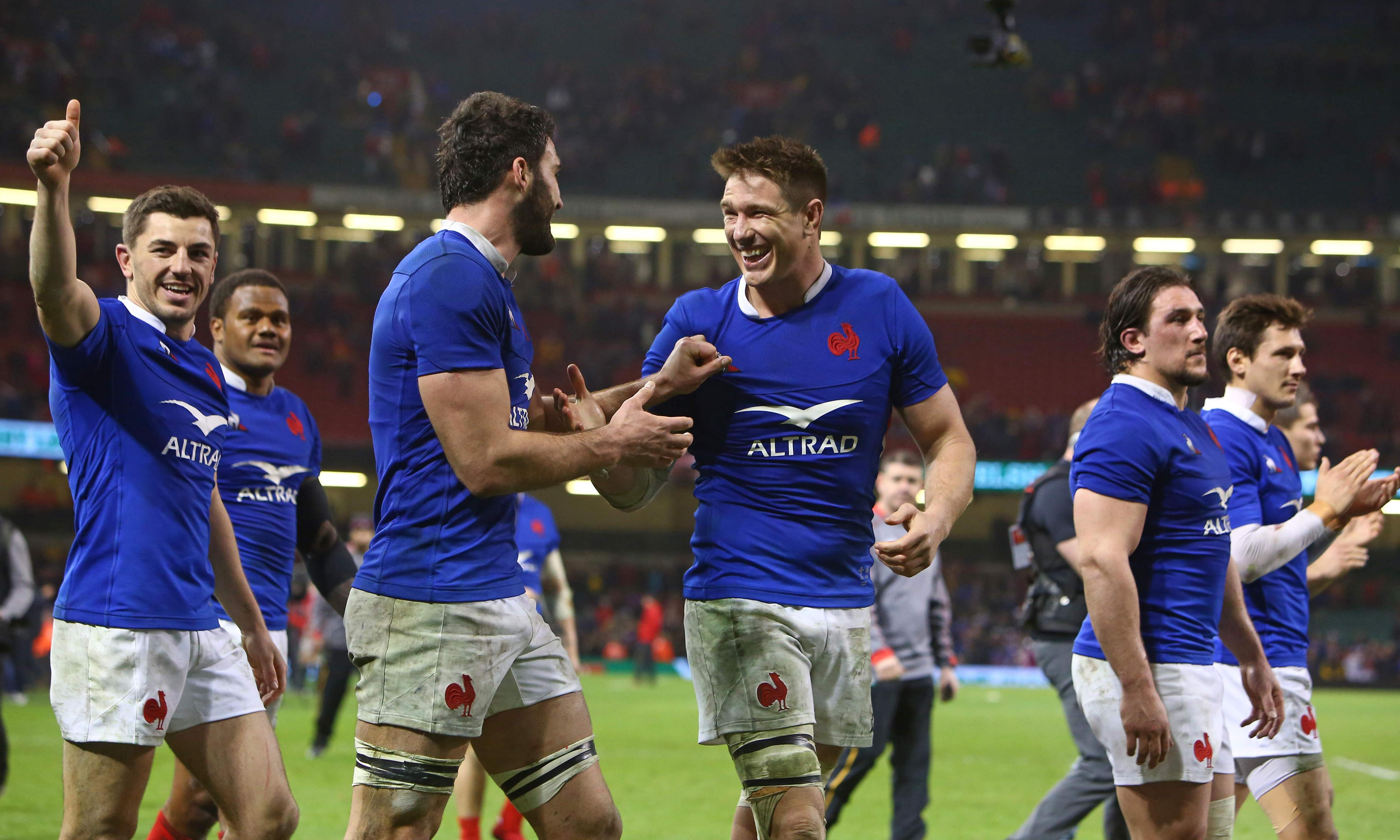 Fabien Galthié and Shaun Edwards' French revolution outmuscles Wales