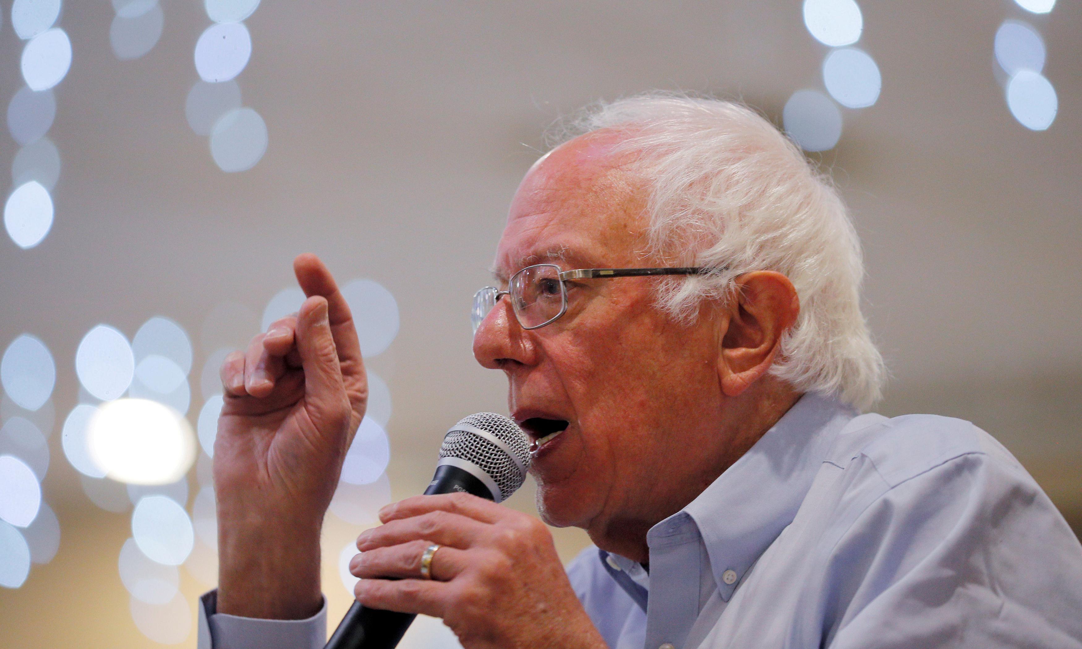 Bernie Sanders says he has no plans to slow down campaign: 'I misspoke'
