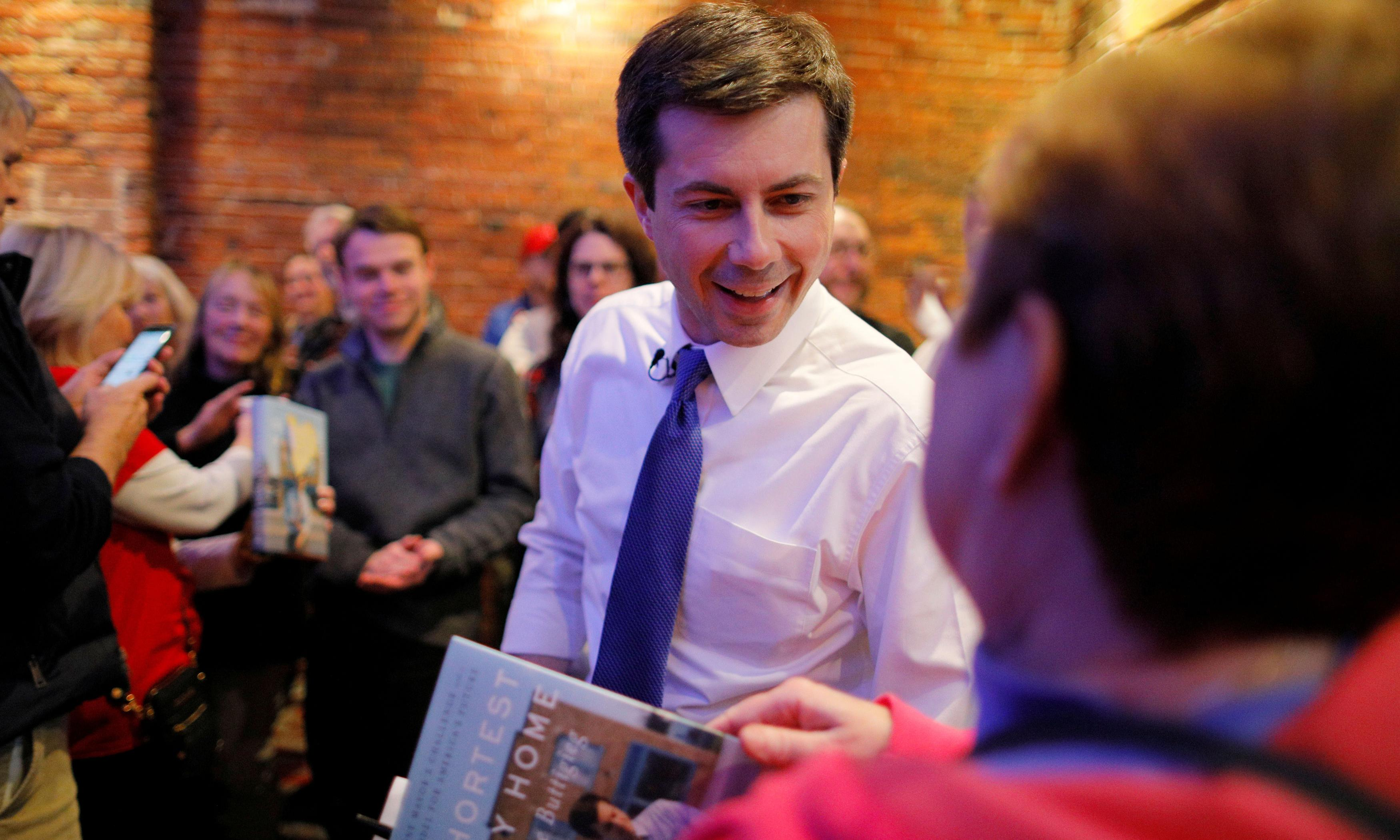 Shortest Way Home review: Pete Buttigieg as president in waiting