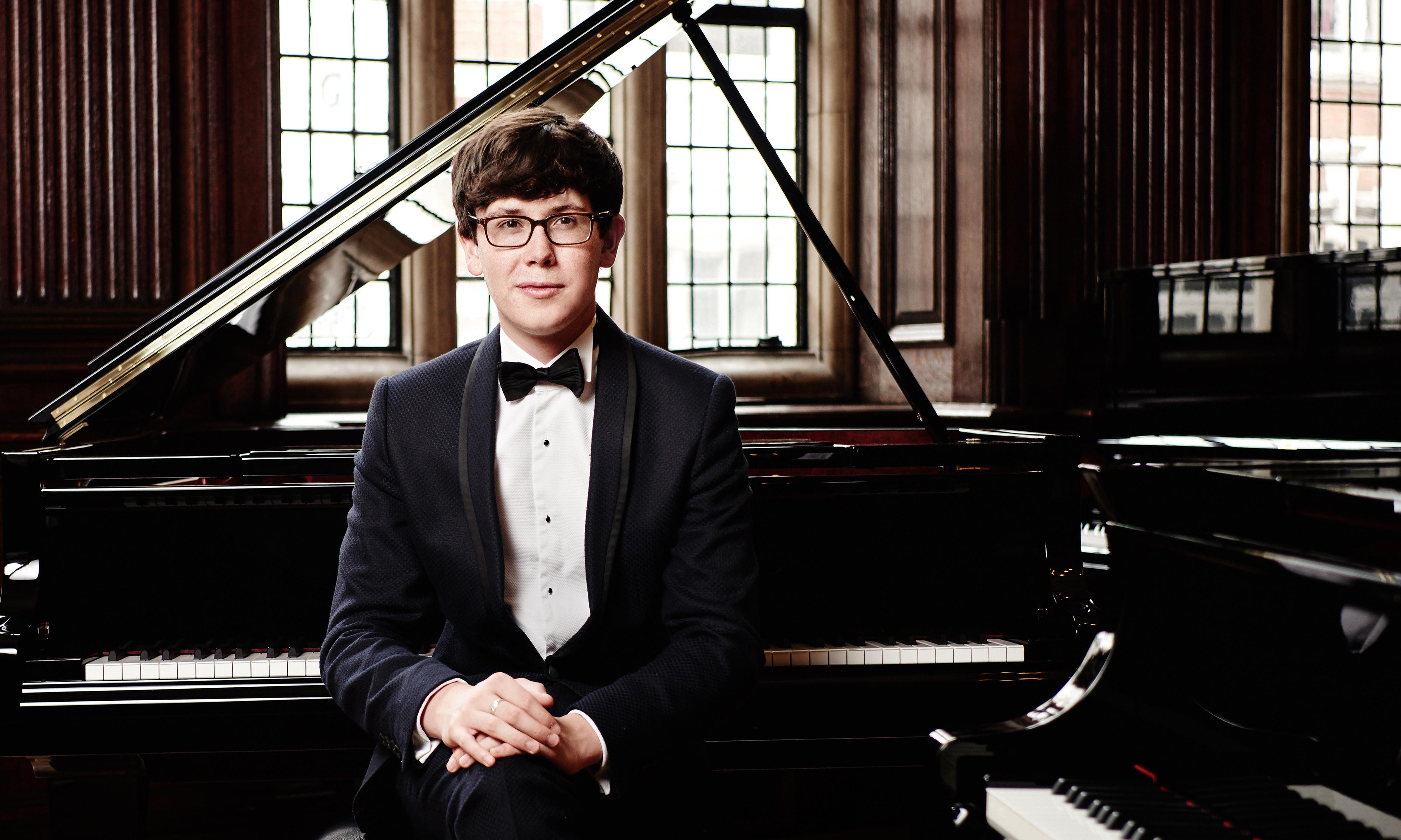 Home listening: a good week for keyboard wizards