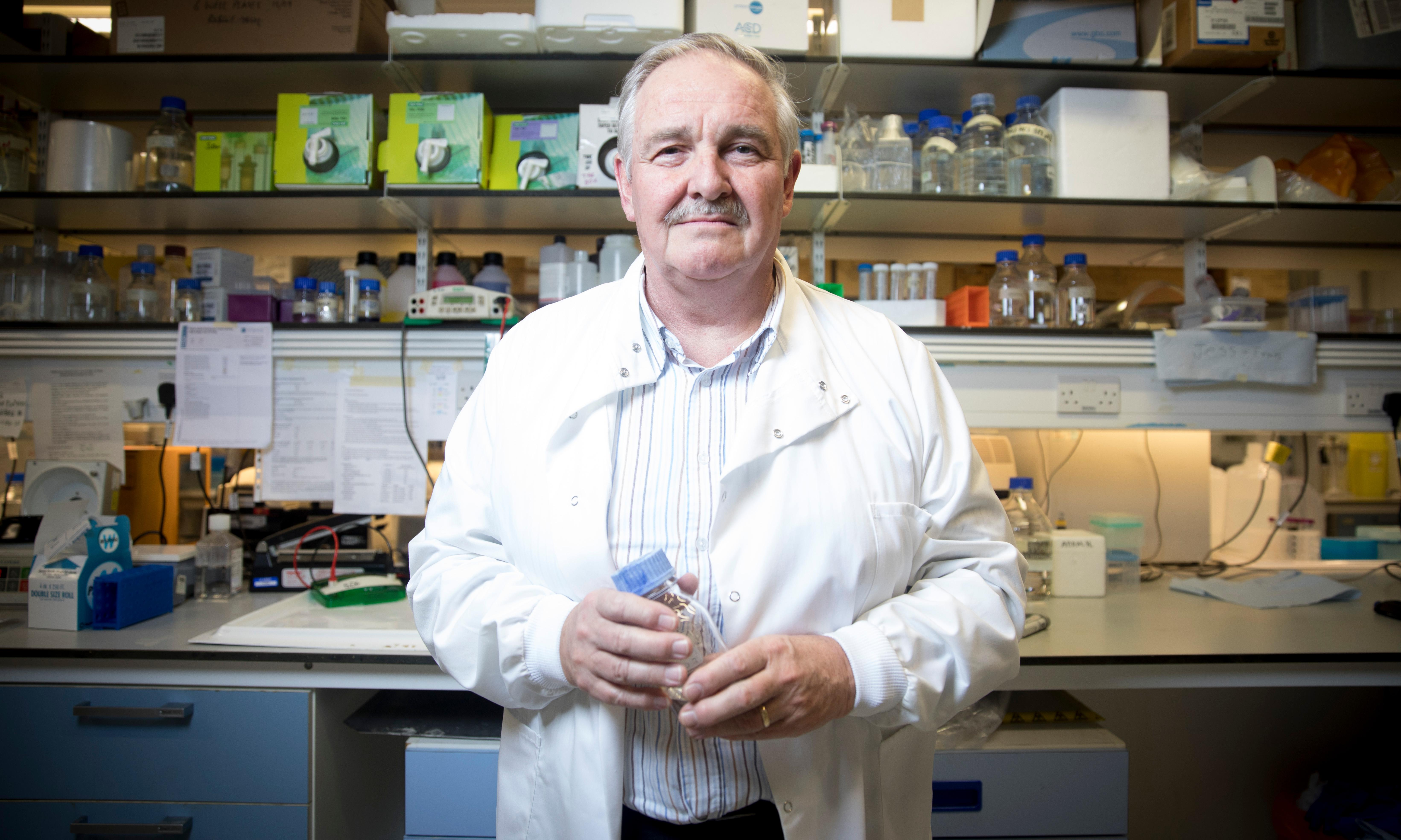 'Curb drink culture' says drugs expert David Nutt