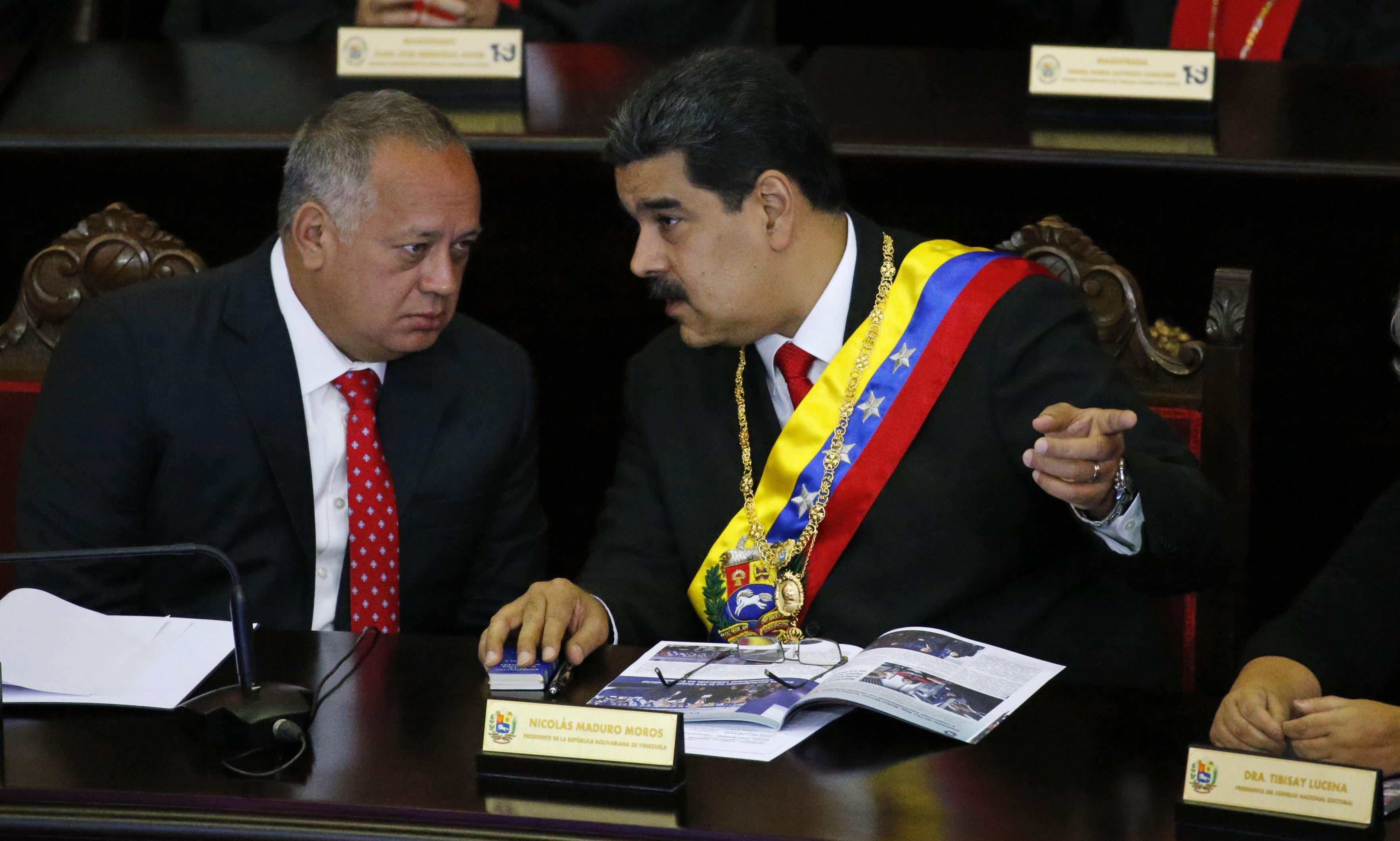 Reports of secret US-Venezuela talks to oust Maduro draw skepticism