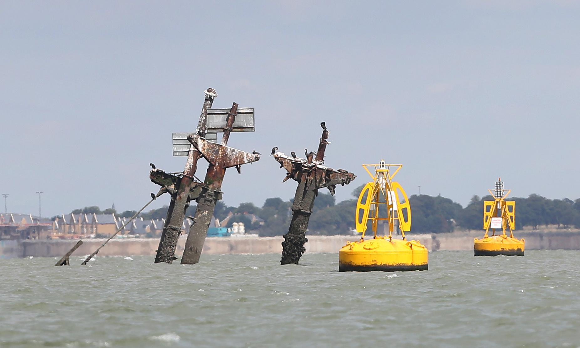 Fears grow that WW2 wreck could explode on Kent coast