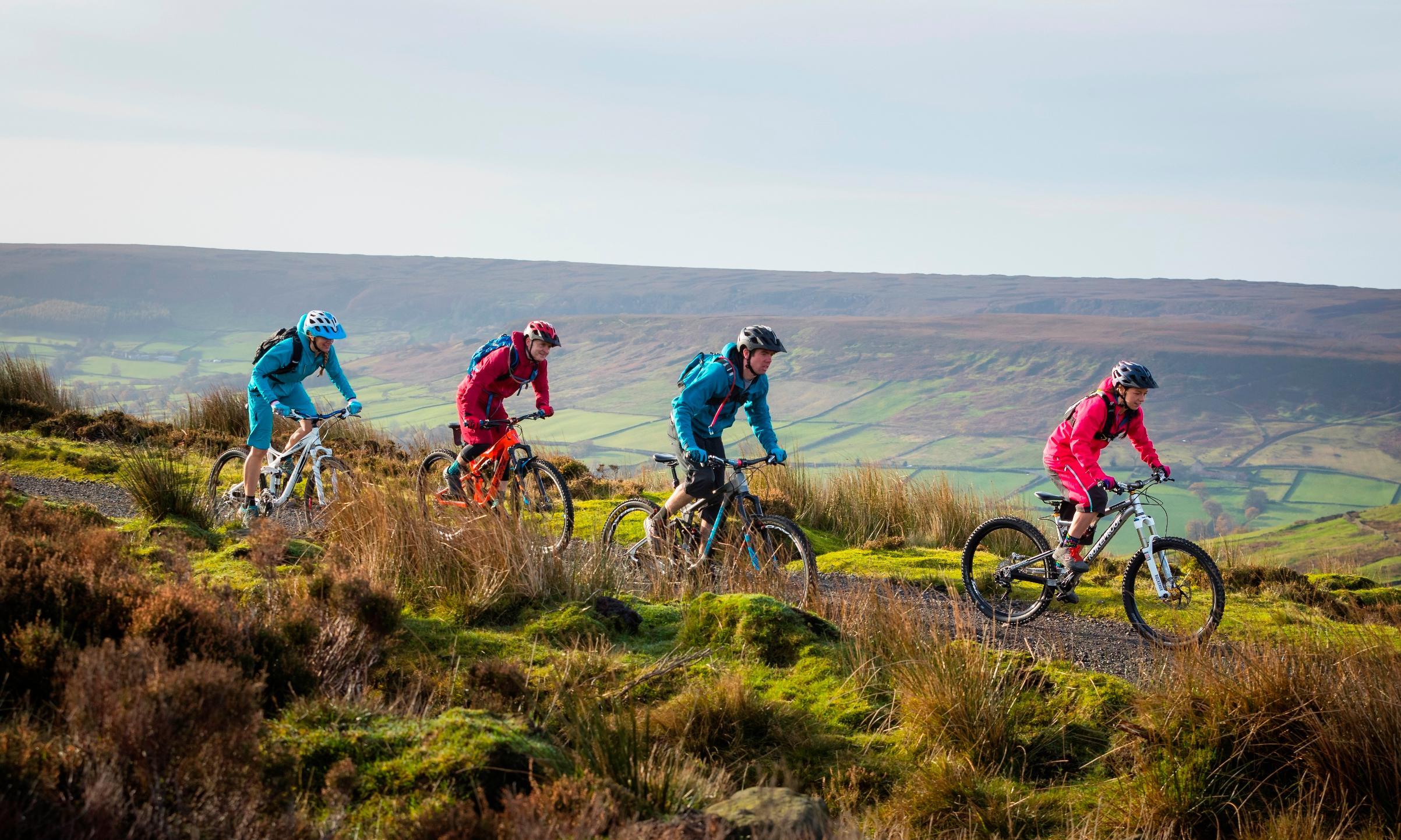 Cycling the North York Moors – a galaxy on my doorstep